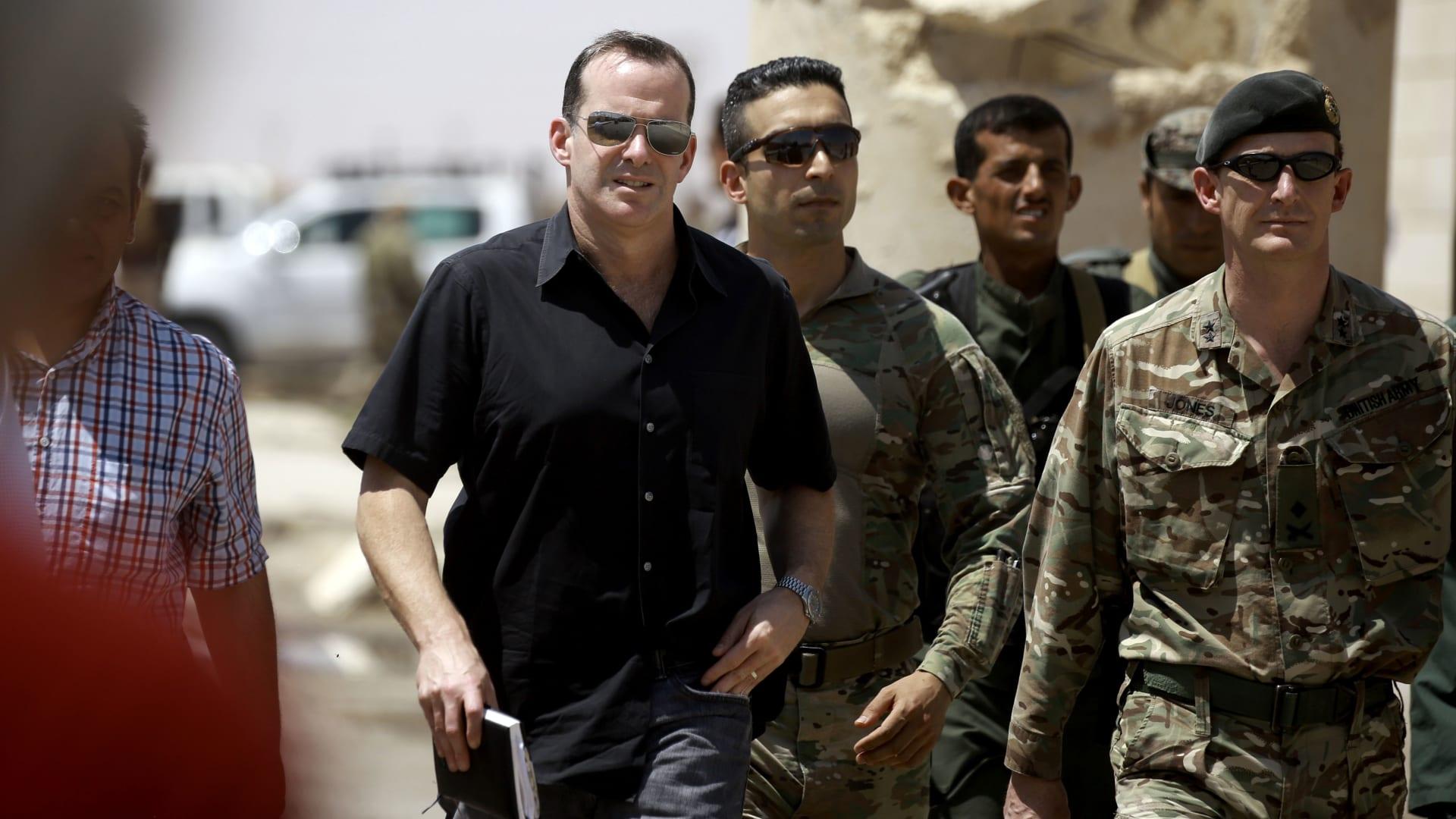 المتحدث باسم التحالف الدولي يحدد لـCNN أهمية تلعفر لداعش.. وخطط ما بعد تحريرها
