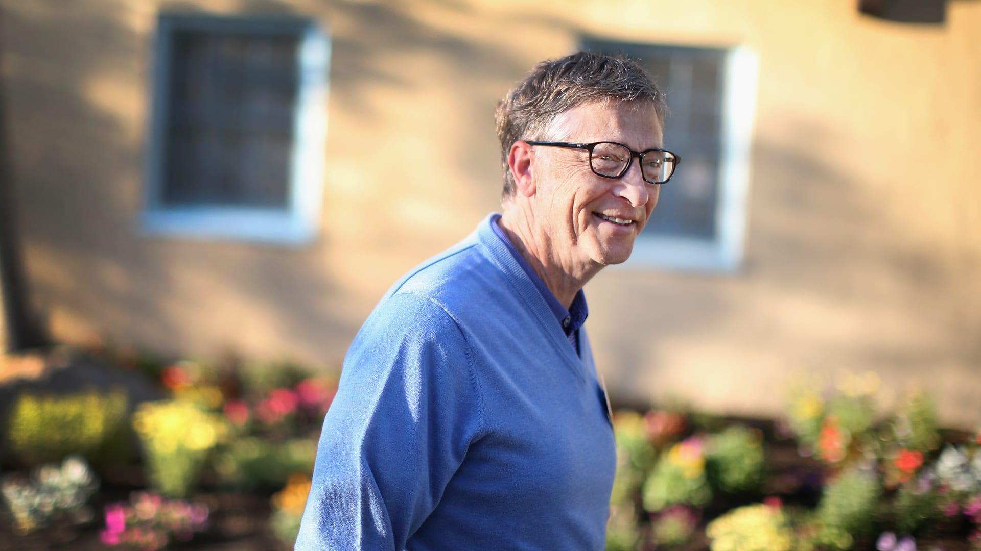 حصرياً.. غيتس يفسّر استثماره 50 مليون دولار لأبحاث الزهايمر