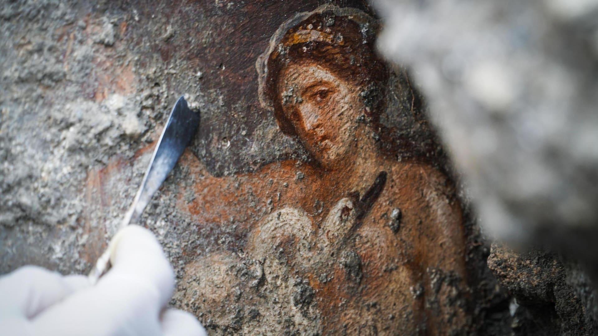 بعد حوالي ألفي عام.. ضحايا بومبي يخضعون لتصوير شعاعي