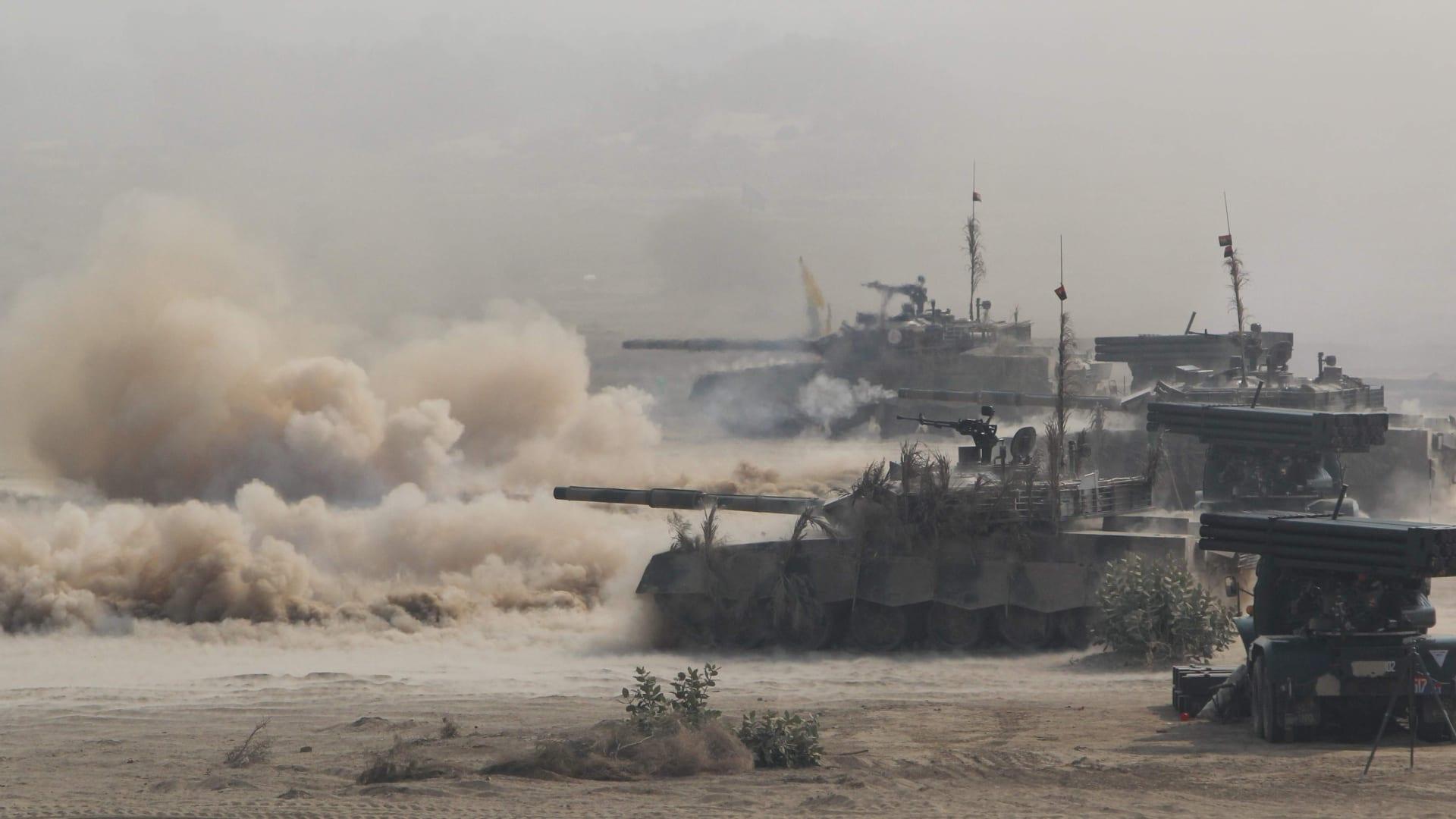 مقارنة بين قدرات الجيشين الهندي والباكستاني