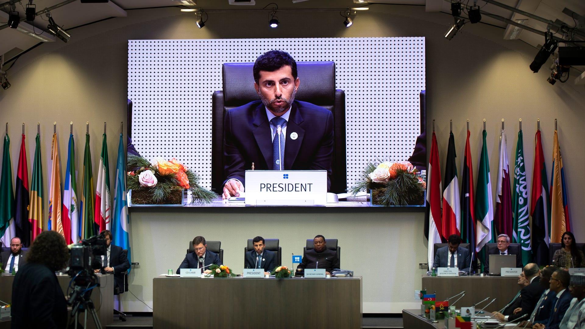 كيف عوضت السعودية هبوط إنتاج إيران النفطي في أوبك؟