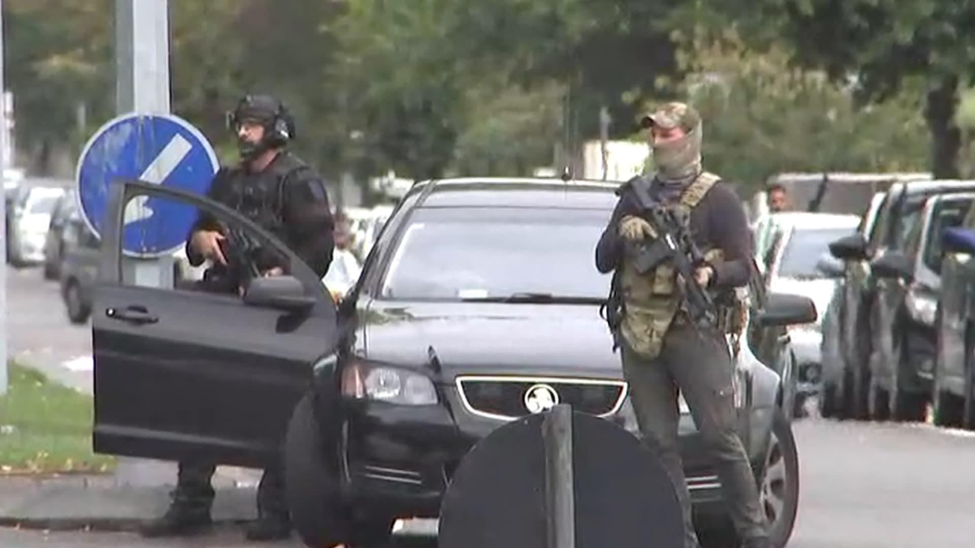 شاهد عيان يروي تفاصيل إطلاق النار في مسجد بنيوزلندا