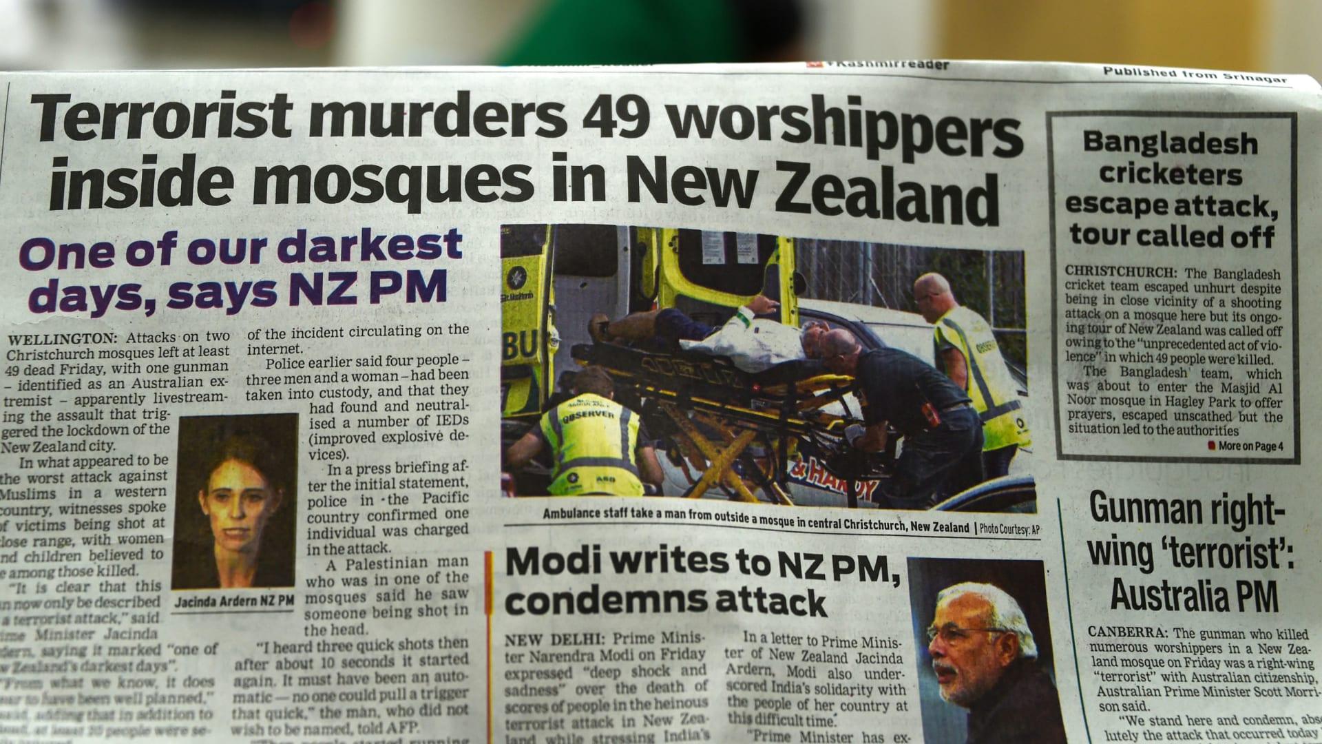 شاهد كيف رد مراهق على سيناتور أسترالي هاجم الإسلام