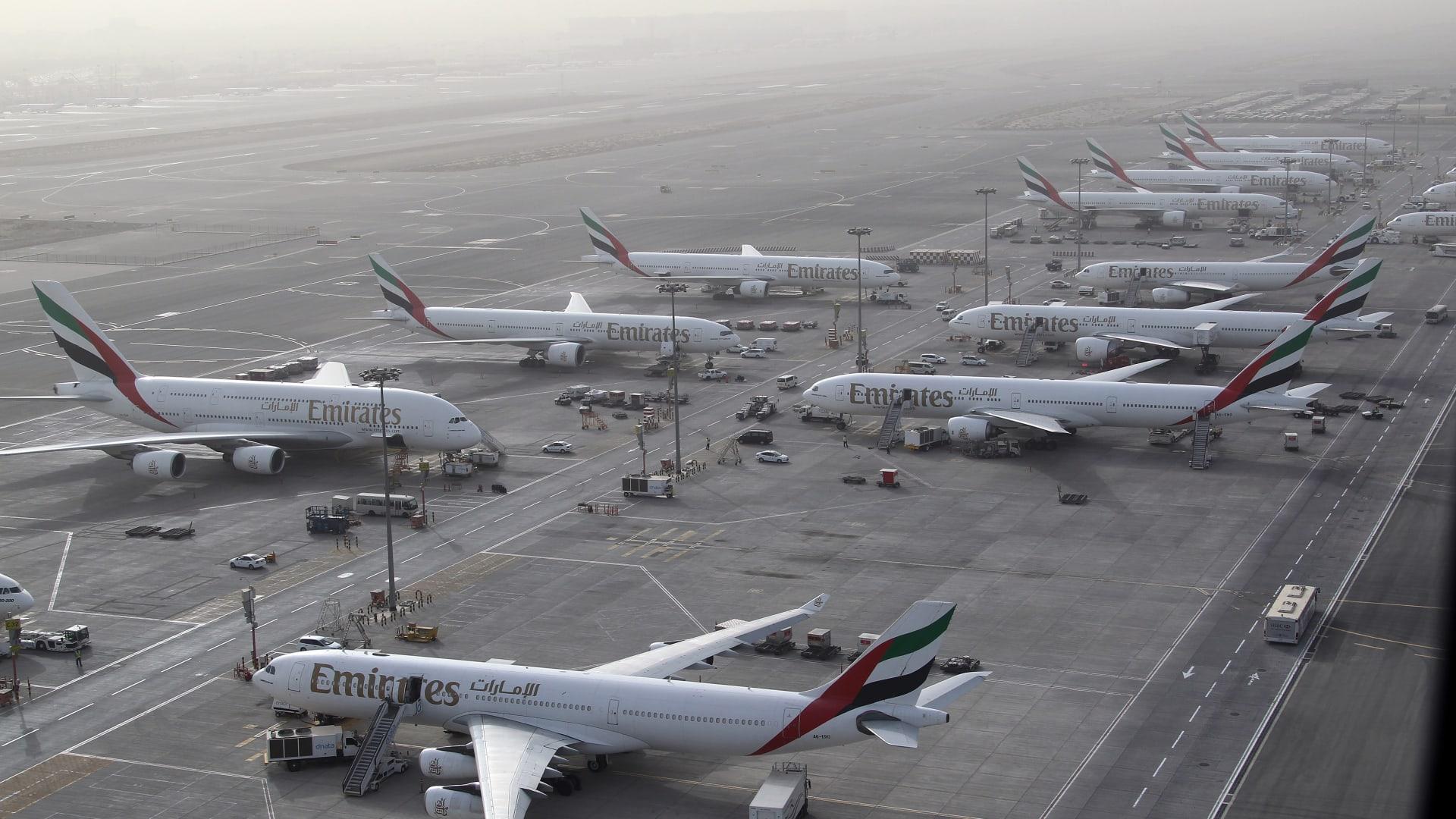 للعام الخامس.. مطار دبي أكثر مطارات العالم ازدحاما