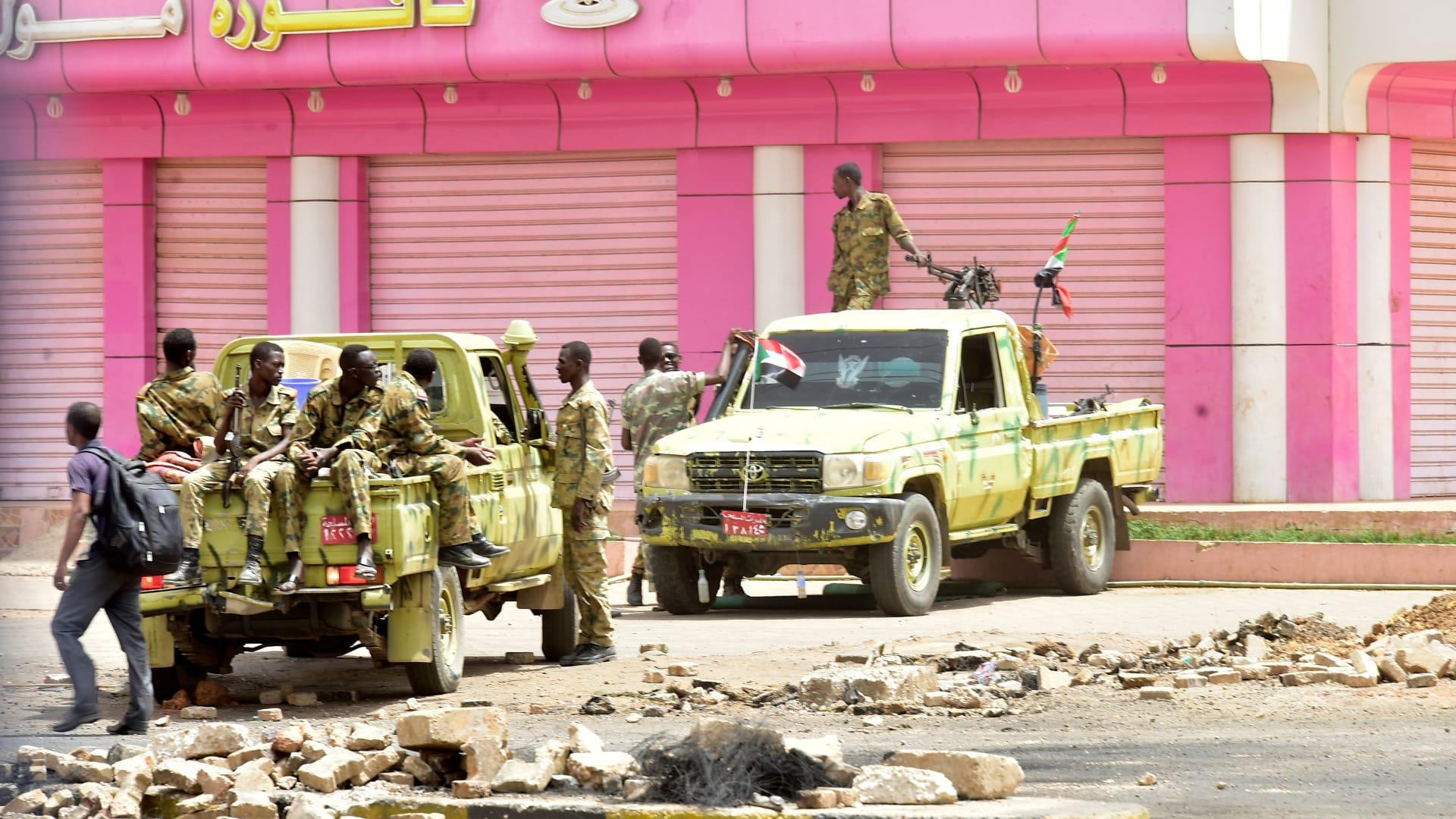 """العصيان المدني في السودان.. والهدف: """"الإطاحة بالمجلس العسكري"""""""