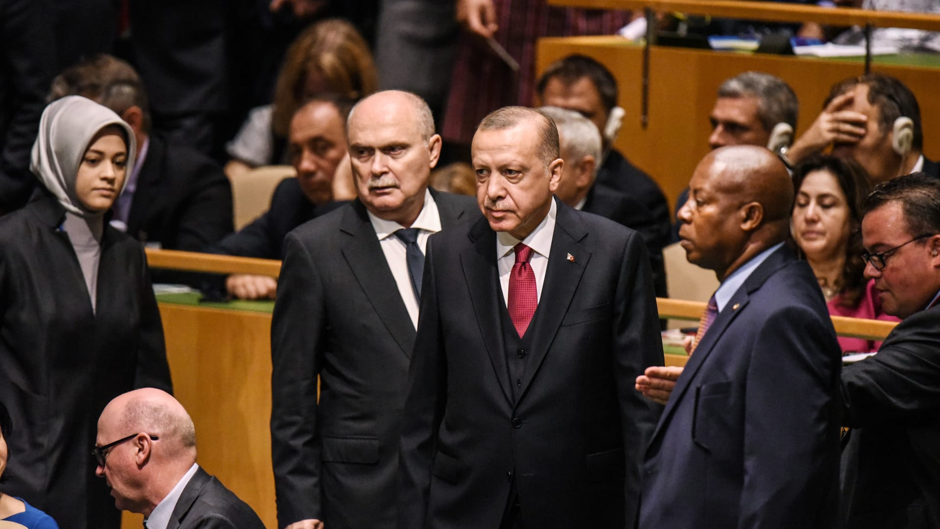 بالفيديو.. تعرف على الرئيس التركي رجب طيب أردوغان
