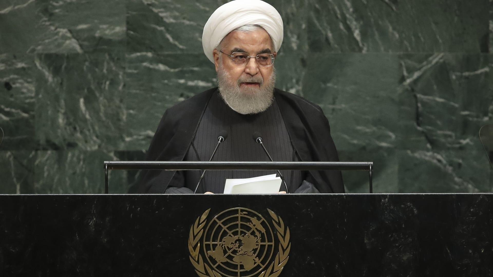 ظريف لـCNN عن المفاوضات مع واشنطن: إيران أكثر حكمة من الوقوع في الفخ