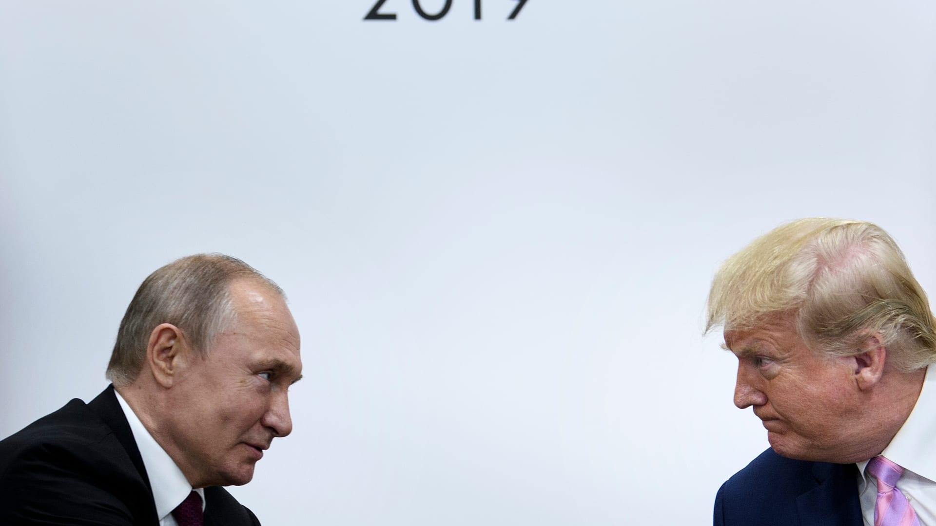 هل تتسبب مكالمة ترامب مع رئيس أوكرانيا بعزله؟