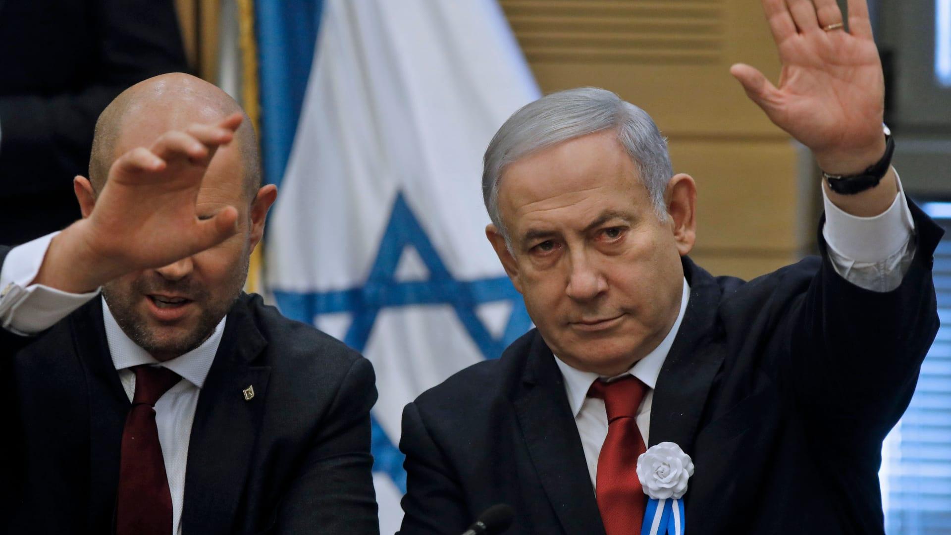 ما هو سبب تكليف نتنياهو بتشكيل حكومة رغم تقدم غانتز؟
