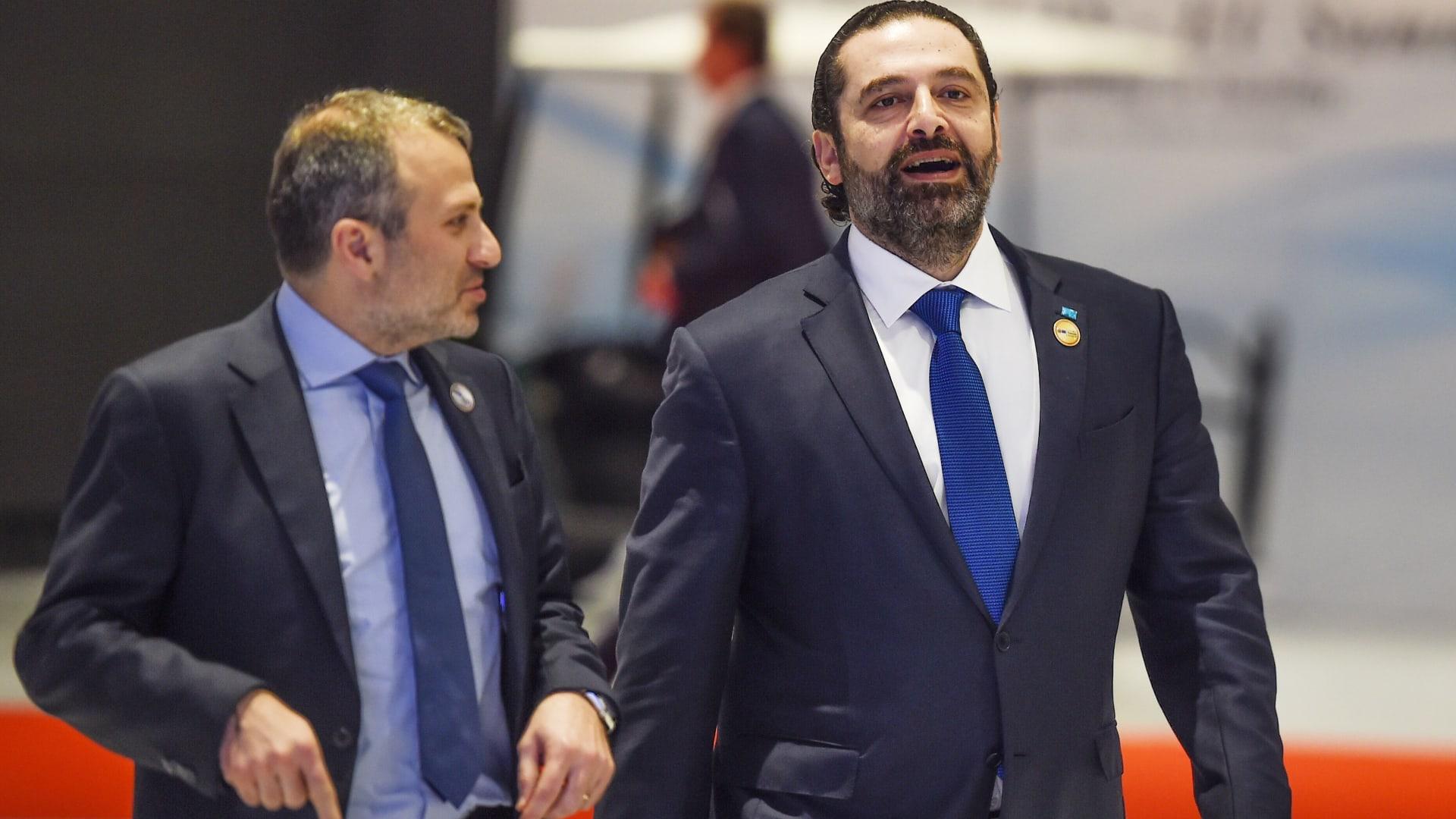 باسيل لـCNN: إفراج إيران عن نزار زكا قد يكون رسالة لواشنطن