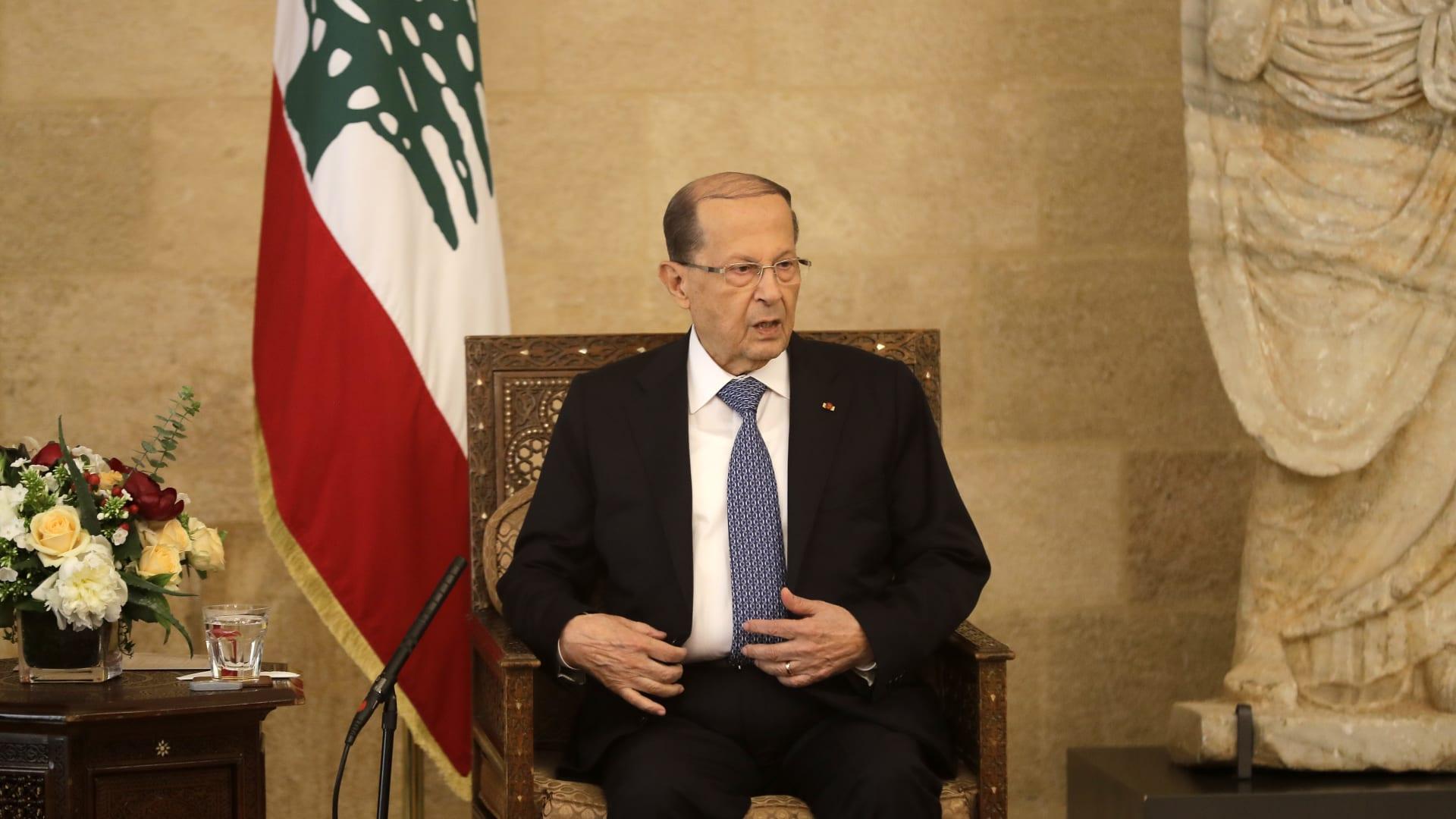 """ناشط لبناني يوضح لـCNN ماذا يعني """"إسقاط النظام"""" بلبنان"""
