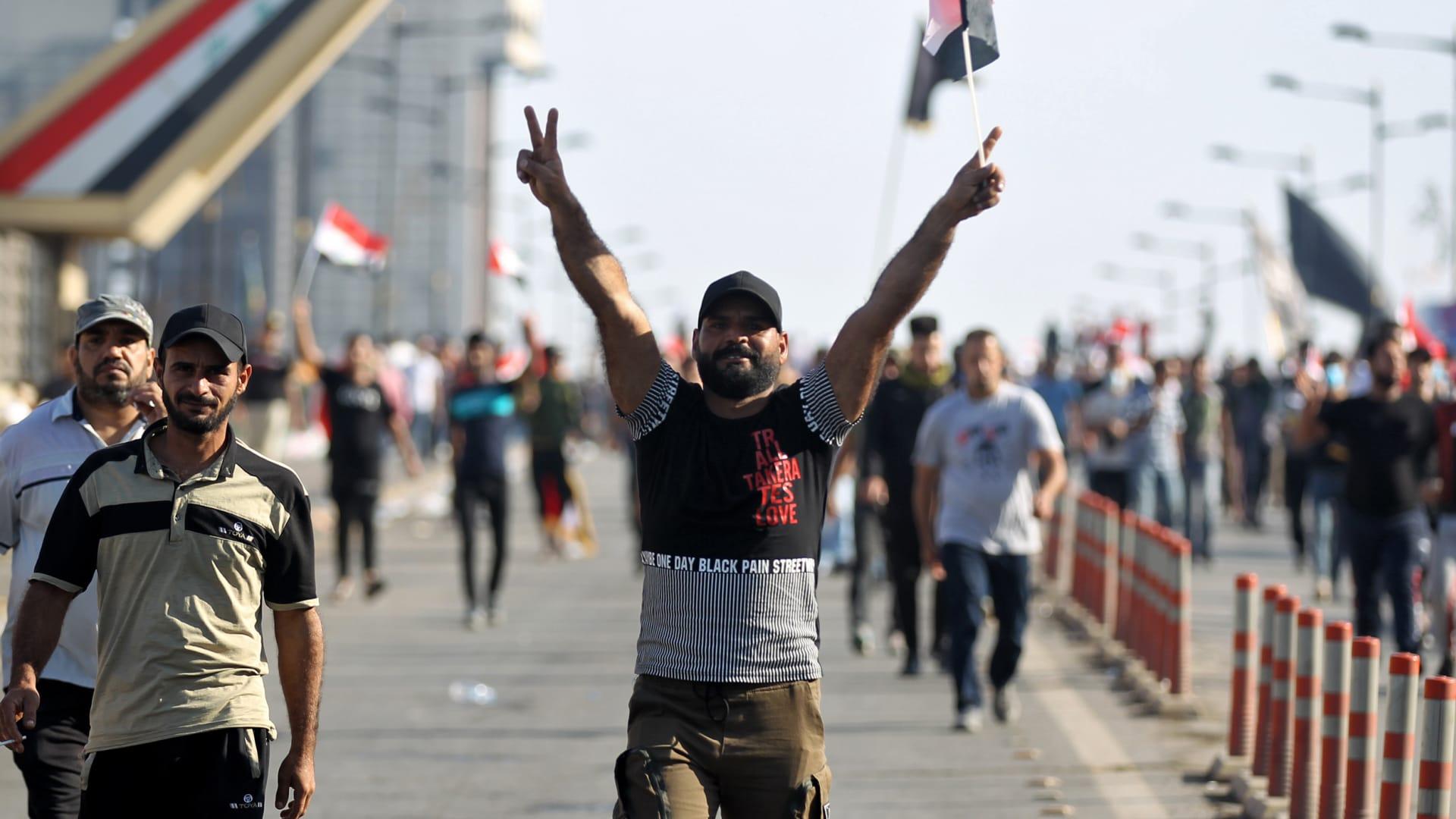 أراد خدمة العراق ففقد حياته بطلق ناري اخترق صدره
