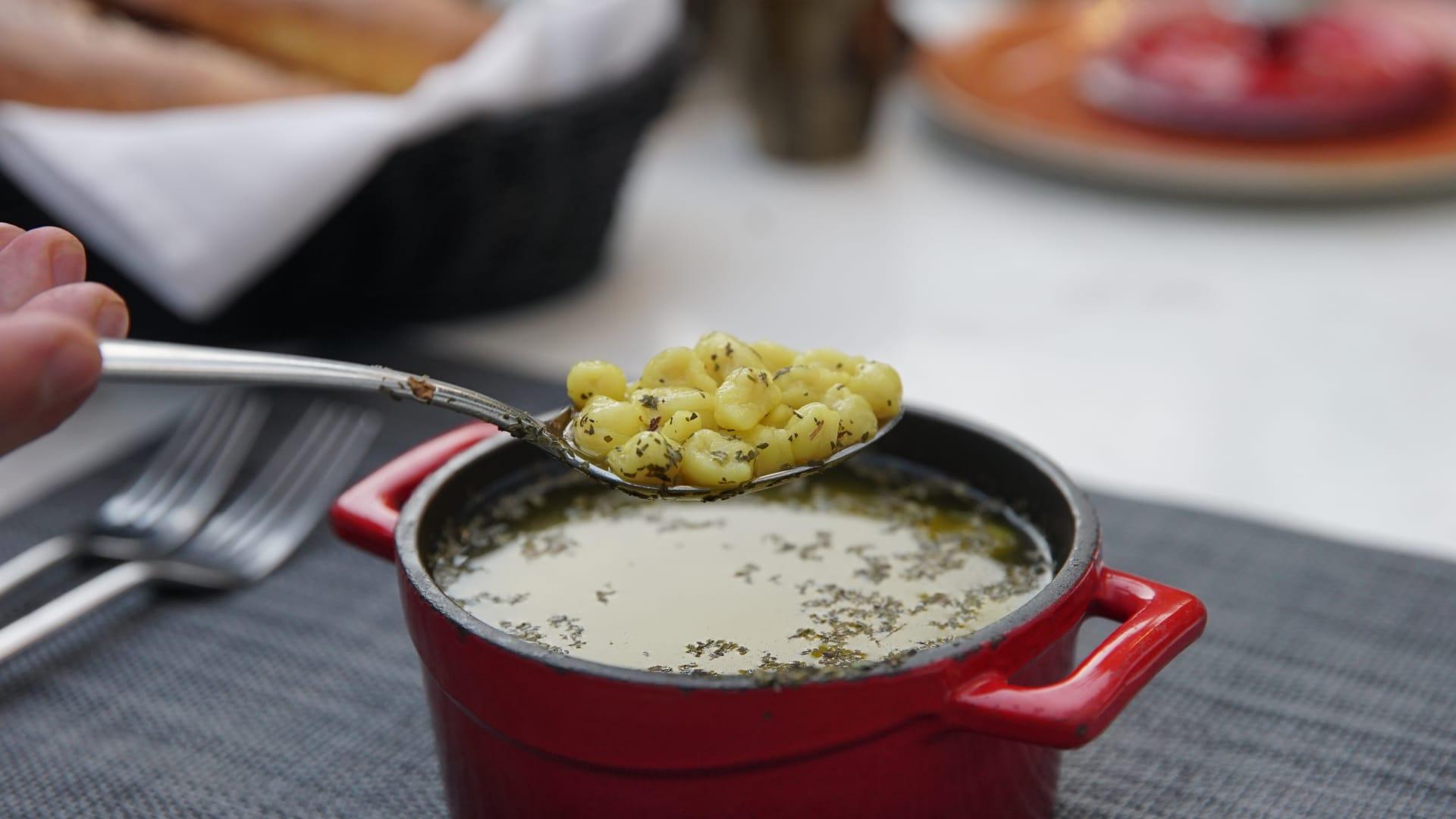 """حساء """"دوشبارا"""" الأذربيجاني"""
