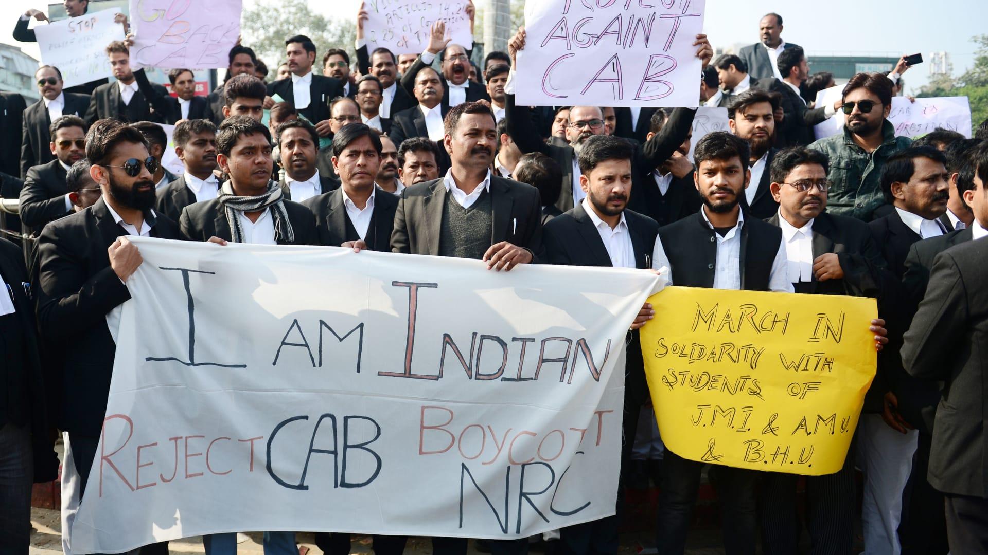 مشروع قرار مثير للجدل بالهند يمنح الجنسية لغير المسلمين فقط