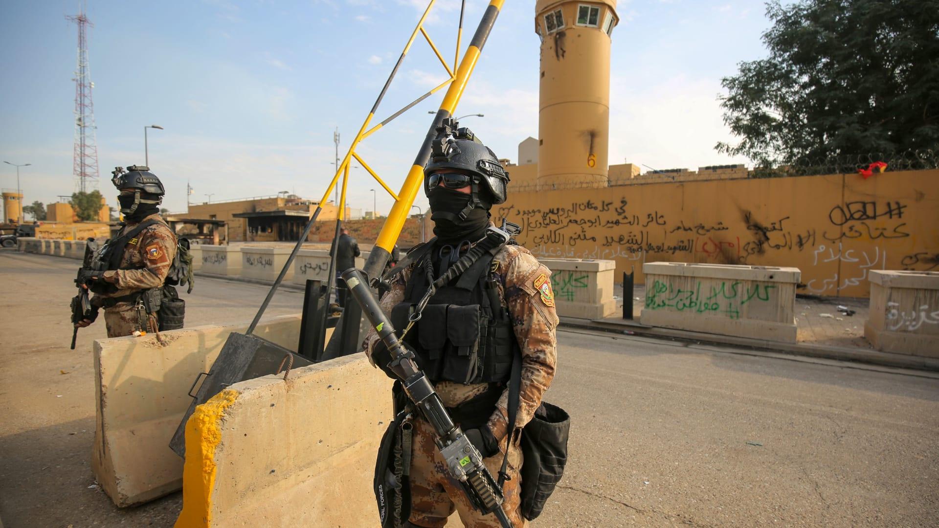 تسلسل زمني لقصف إيران قاعدتين لقوات أمريكية بصواريخ باليستية