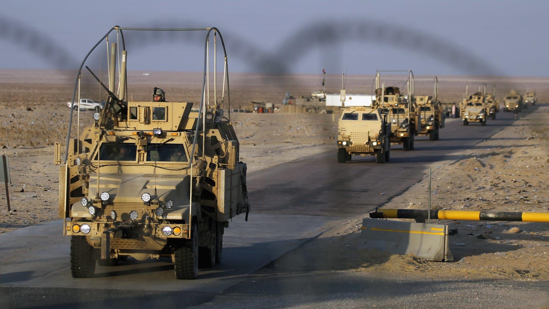 ظريف لـCNN: أمريكا غير مرحب بها في الشرق الأوسط