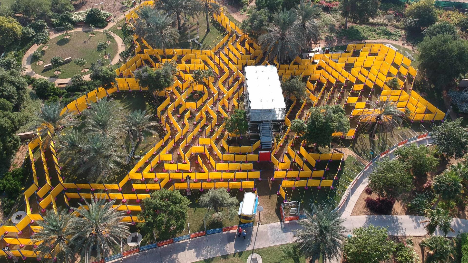 حديقة مانغروف.. سلاح أبوظبي السري بوجه تغير المناخ