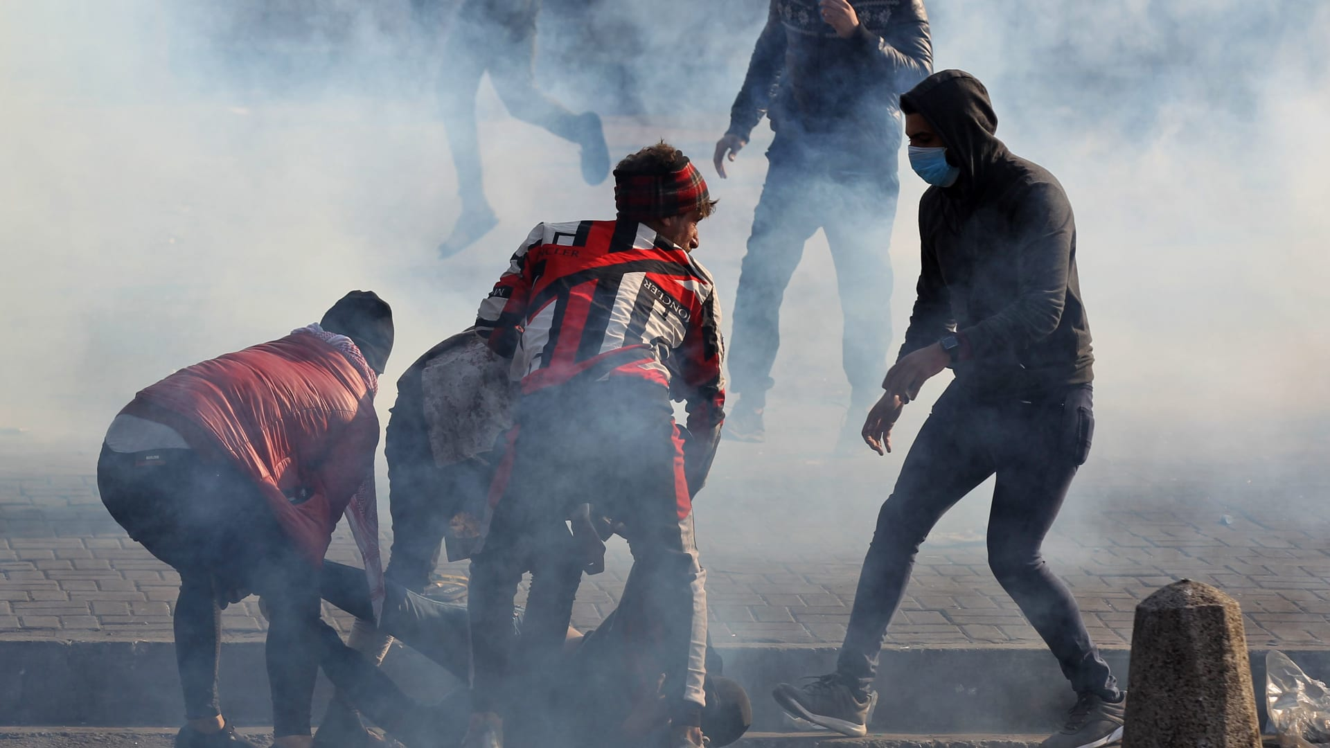 ضد إيران وأمريكا.. تجدد المظاهرات في العراق