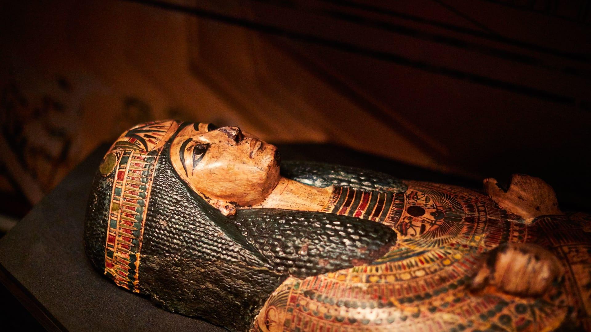 استمع لصوت مومياء مصرية عمرها 3 آلاف عام