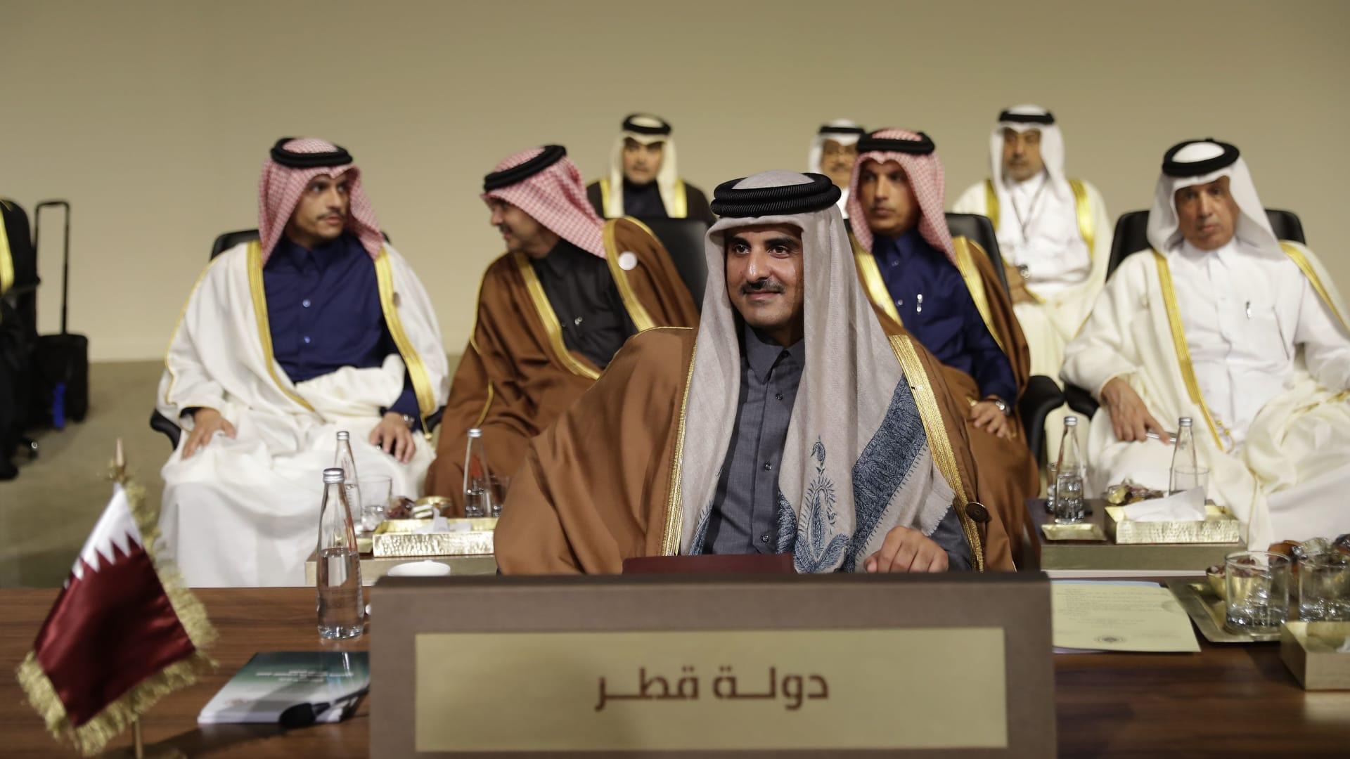 وزير خارجية قطر يكشف لـCNN مطالب الدوحة لحل الأزمة الخليجية