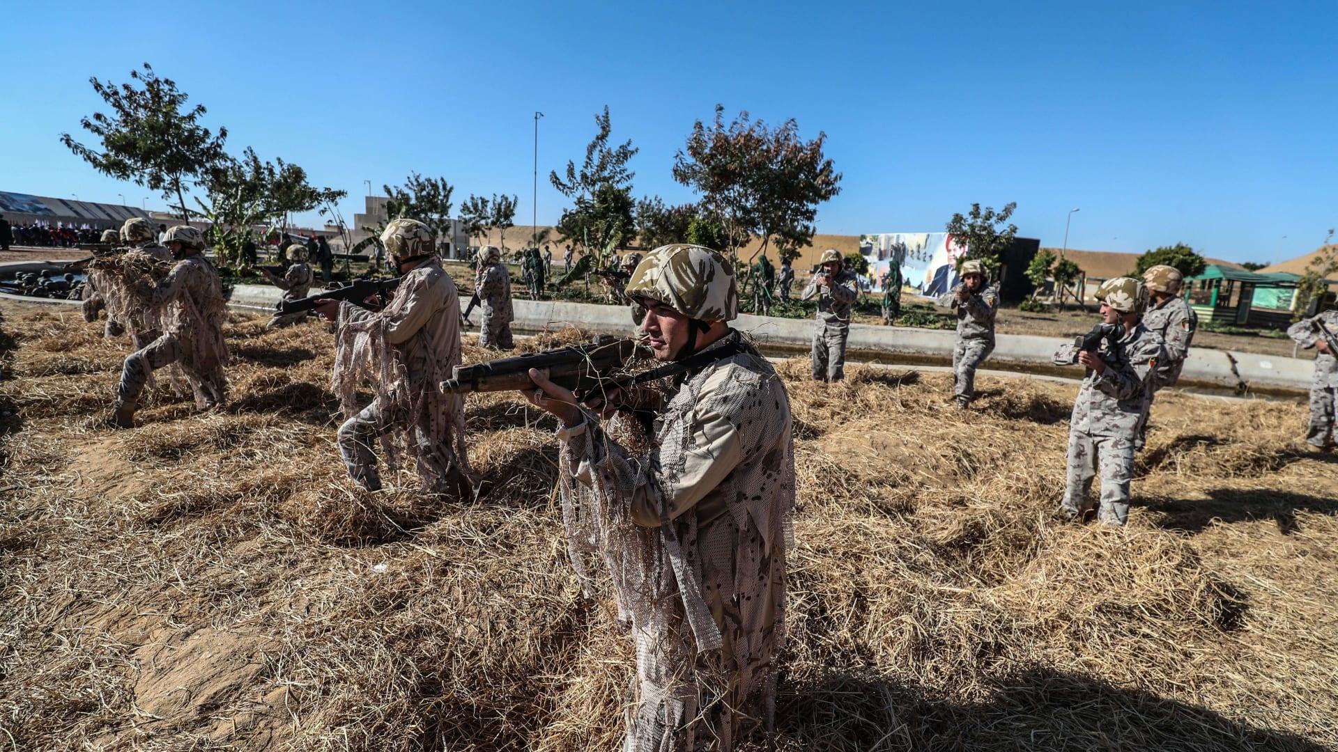 جيش مصر التاسع عالميا متفوقا على تركيا وإيران وإسرائيل