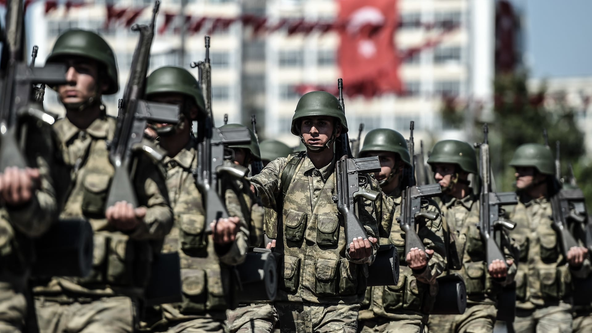 تركيا تحذر من عملية عسكرية وشيكة في سوريا على إدلب