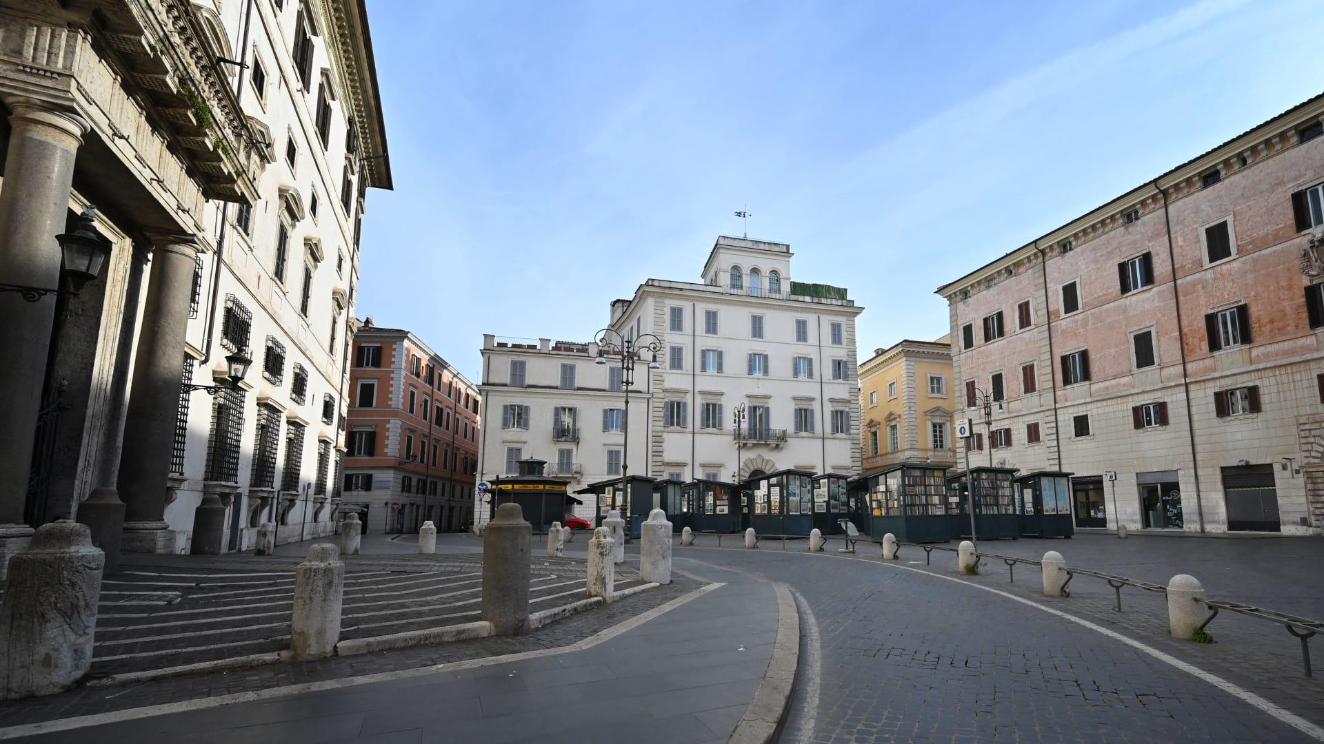 هكذا هي الحياة تحت الإغلاق التام في إيطاليا