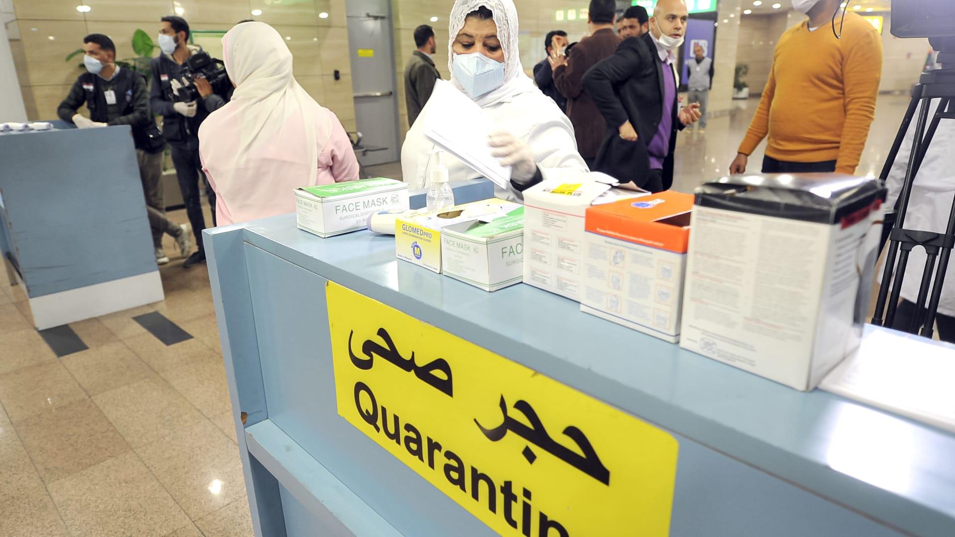 الولايات المتحدة تسجل أكثر من 3 آلاف إصابة و61 حالة وفاة بسبب فيروس كورونا