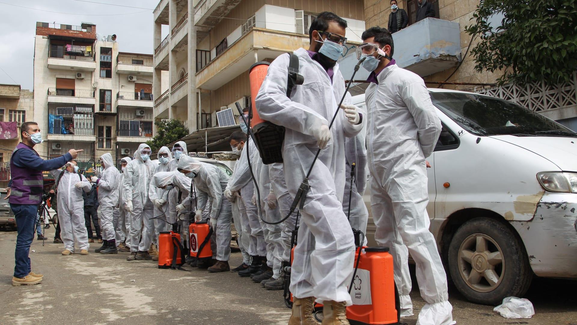 كيف تتعامل دول الشرق الأوسط مع انتشار فيروس كورونا الجديد؟