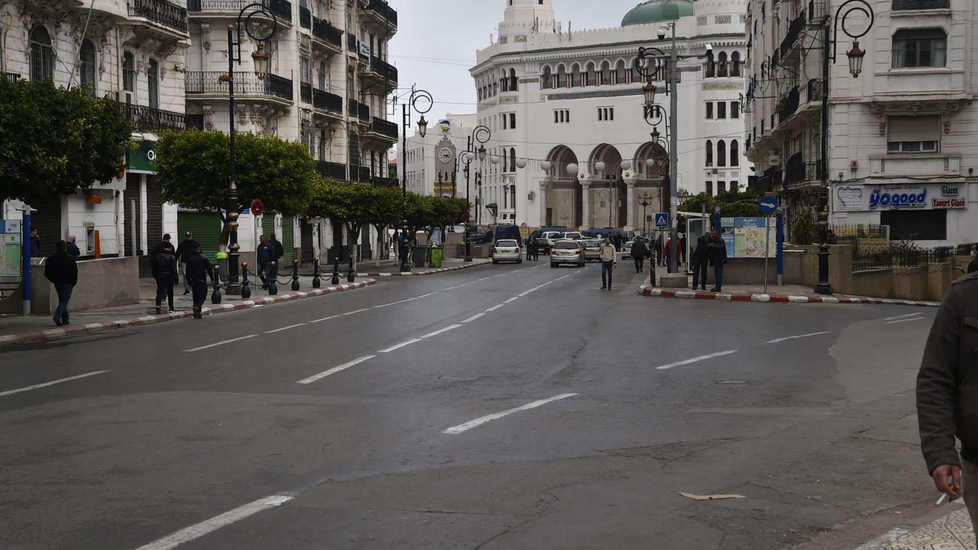 استمرار الاحتجاجات في الجزائر رغم استقالة بوتفليقة
