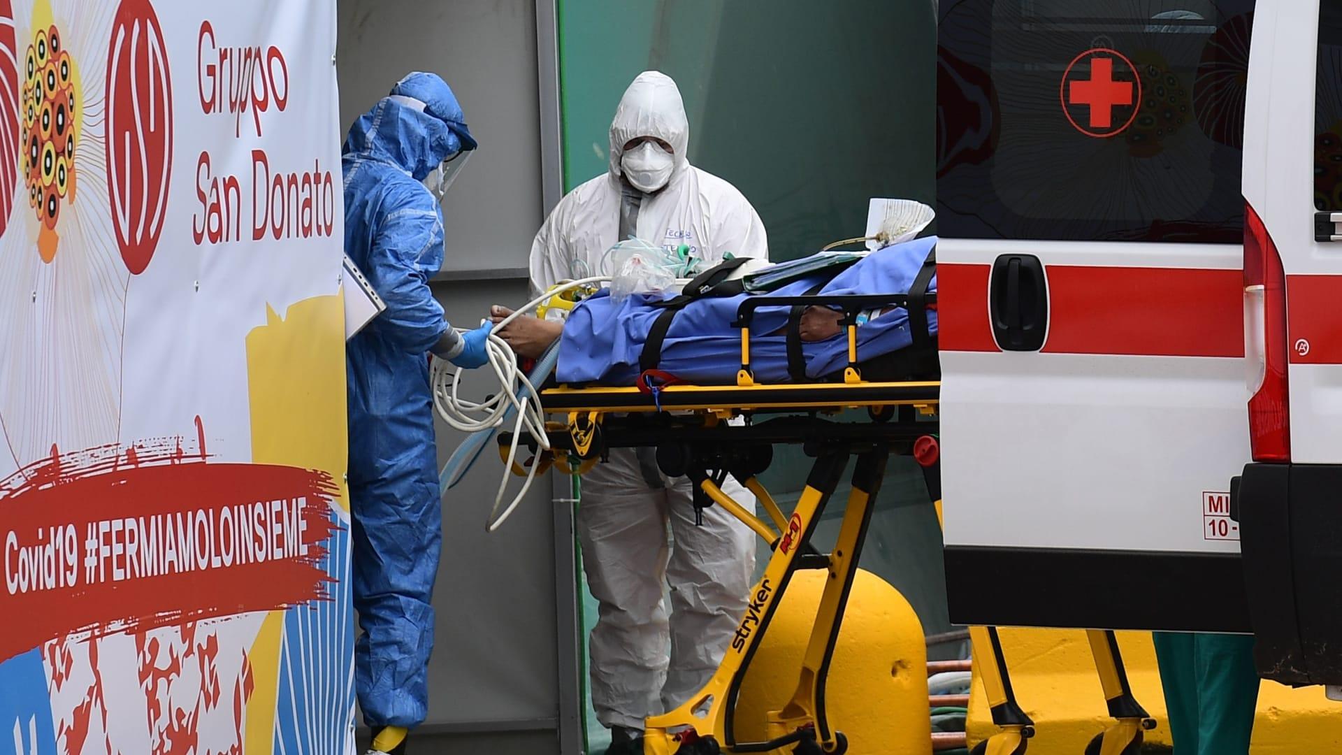 إيطاليا.. مسؤولون ينددون بمخالفة المواطنين لأوامر الإقفال التام بعد تفشي فيروس كورونا