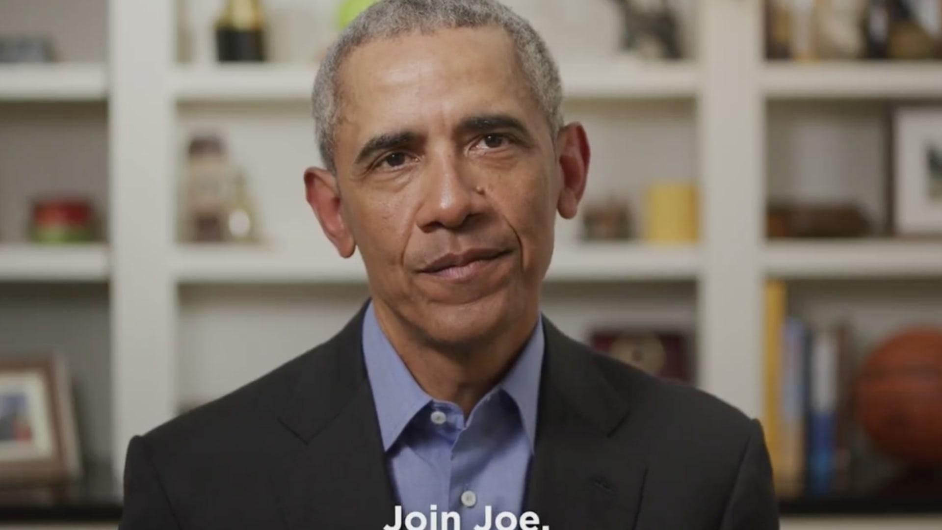 جو بايدن يتعهد باختيار سيدة نائبًا له إذا تم انتخابه رئيساً لأمريكا