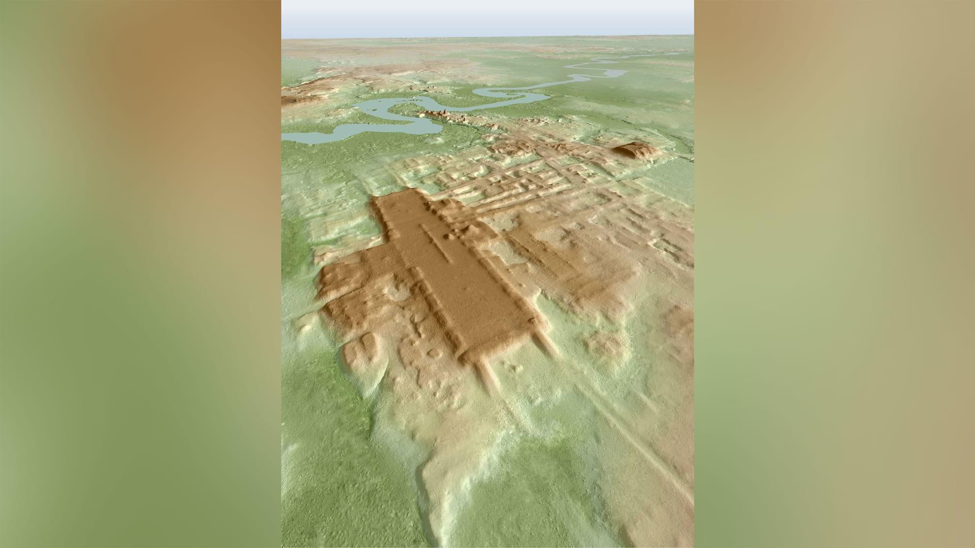 أكبر من مساحة هرم خوفو.. تكنولوجيا جديدة تكشف عن أقدم معبد لحضارة المايا