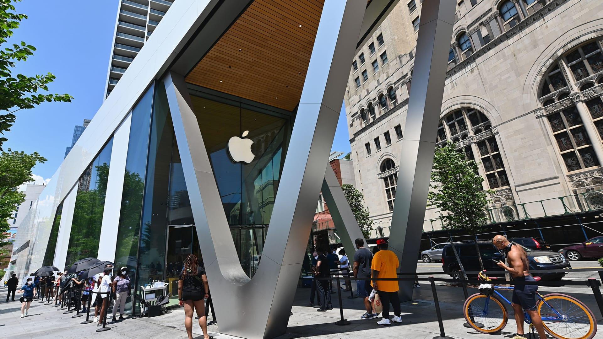 شركة أبل تكشف التحديثات الجديدة في نظام iOS 14
