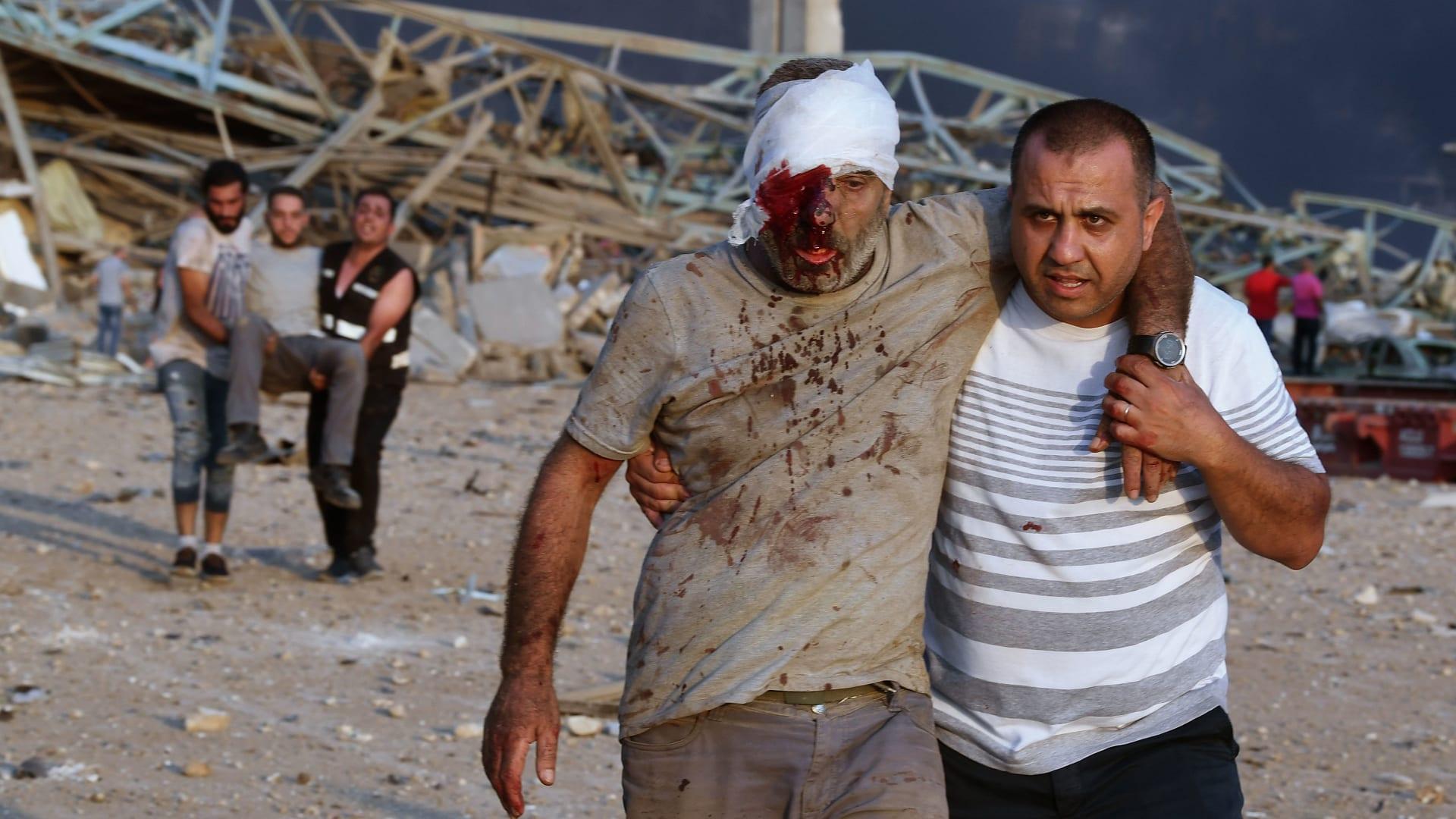 مسؤول إنساني لـCNN: سنشعر بتأثير انفجار بيروت في الأشهر القادمة