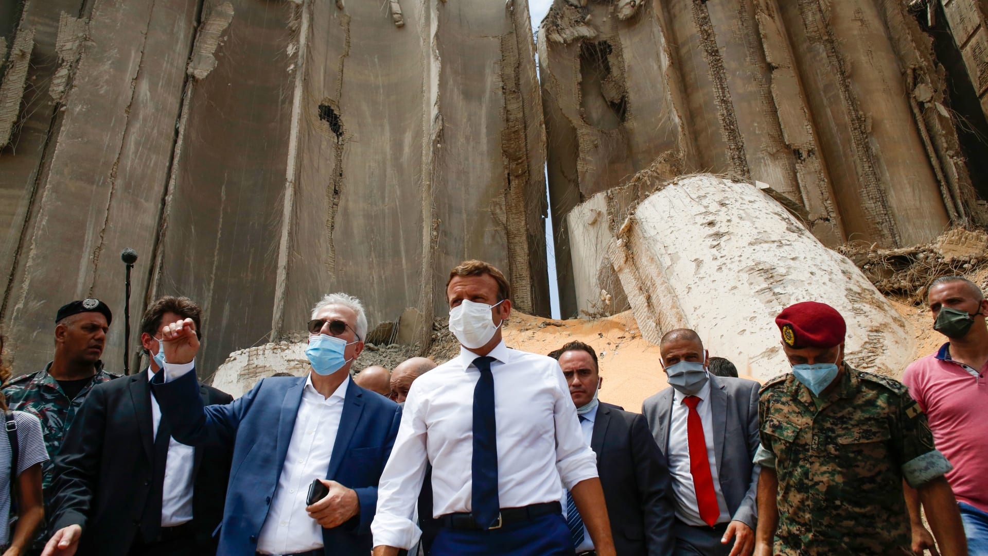 مسؤول سابق بالخارجية الأمريكية لـCNN: لبنان دولة فاشلة.. ولا أرى بصيص أمل