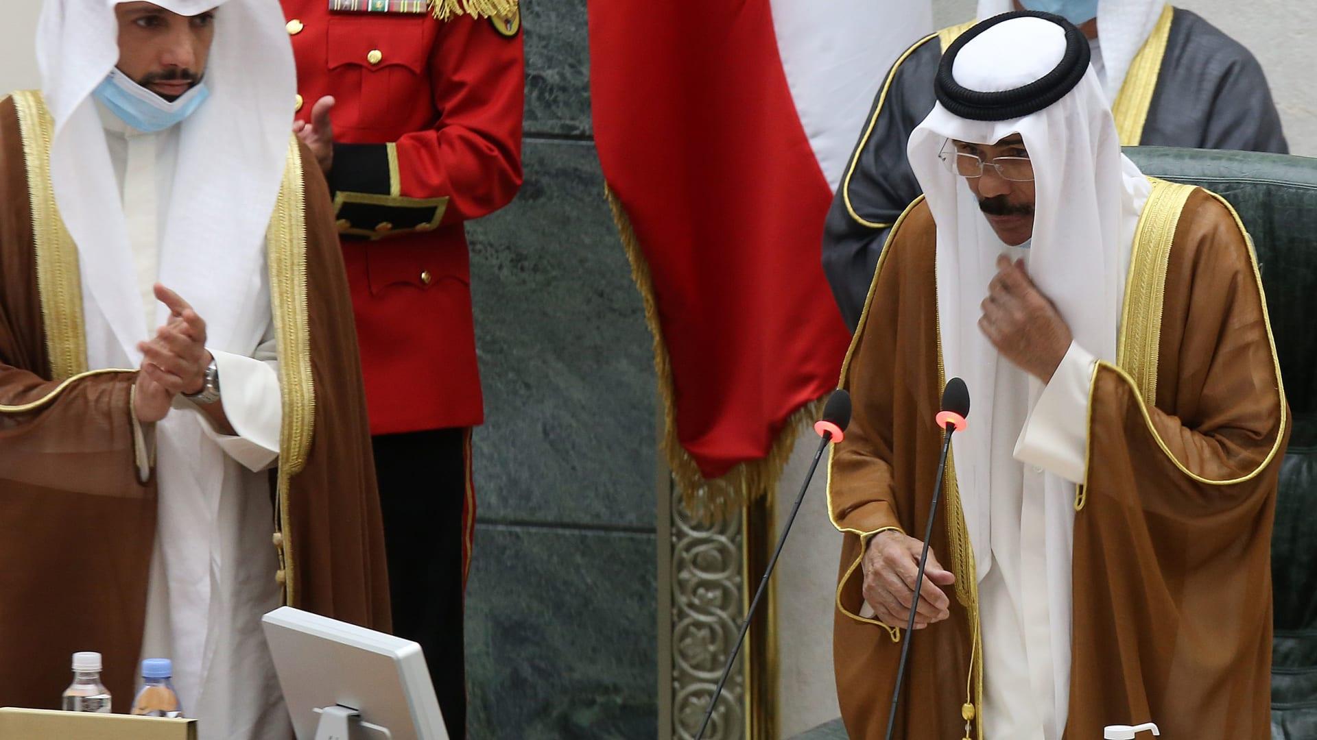 وفاة أمير الكويت.. هكذا كانت ردود فعل بعض قادة الخليج والعرب