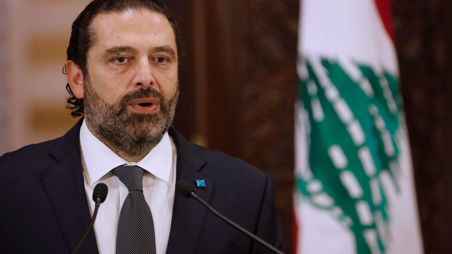 بهاء الحريري لـCNN: لا يمكننا العيش تحت سيطرة حزب الله