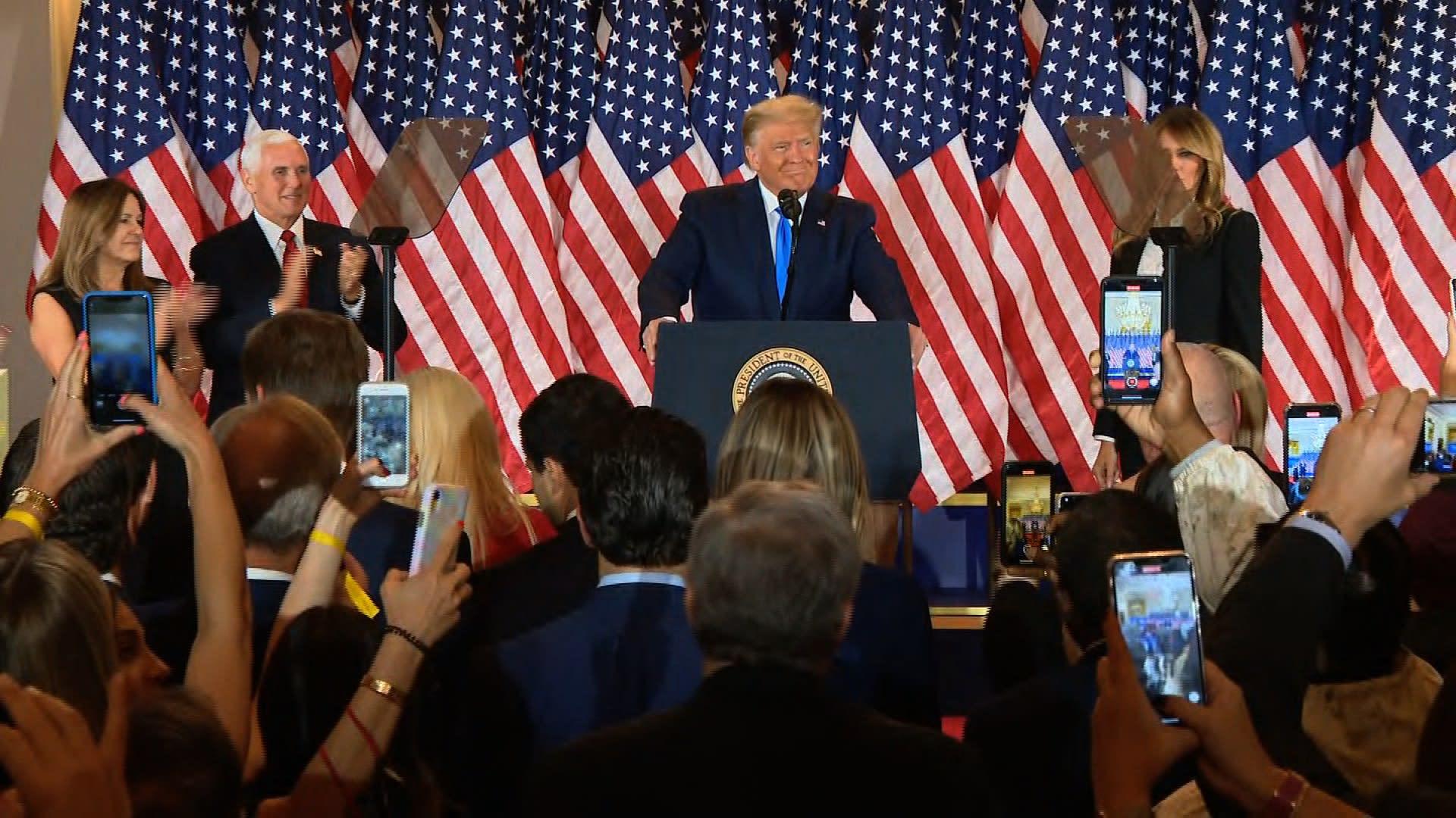 خوفاً من العنف بعد الانتخابات.. هكذا سيحمي البيت الأبيض نفسه من فوضى محتملة