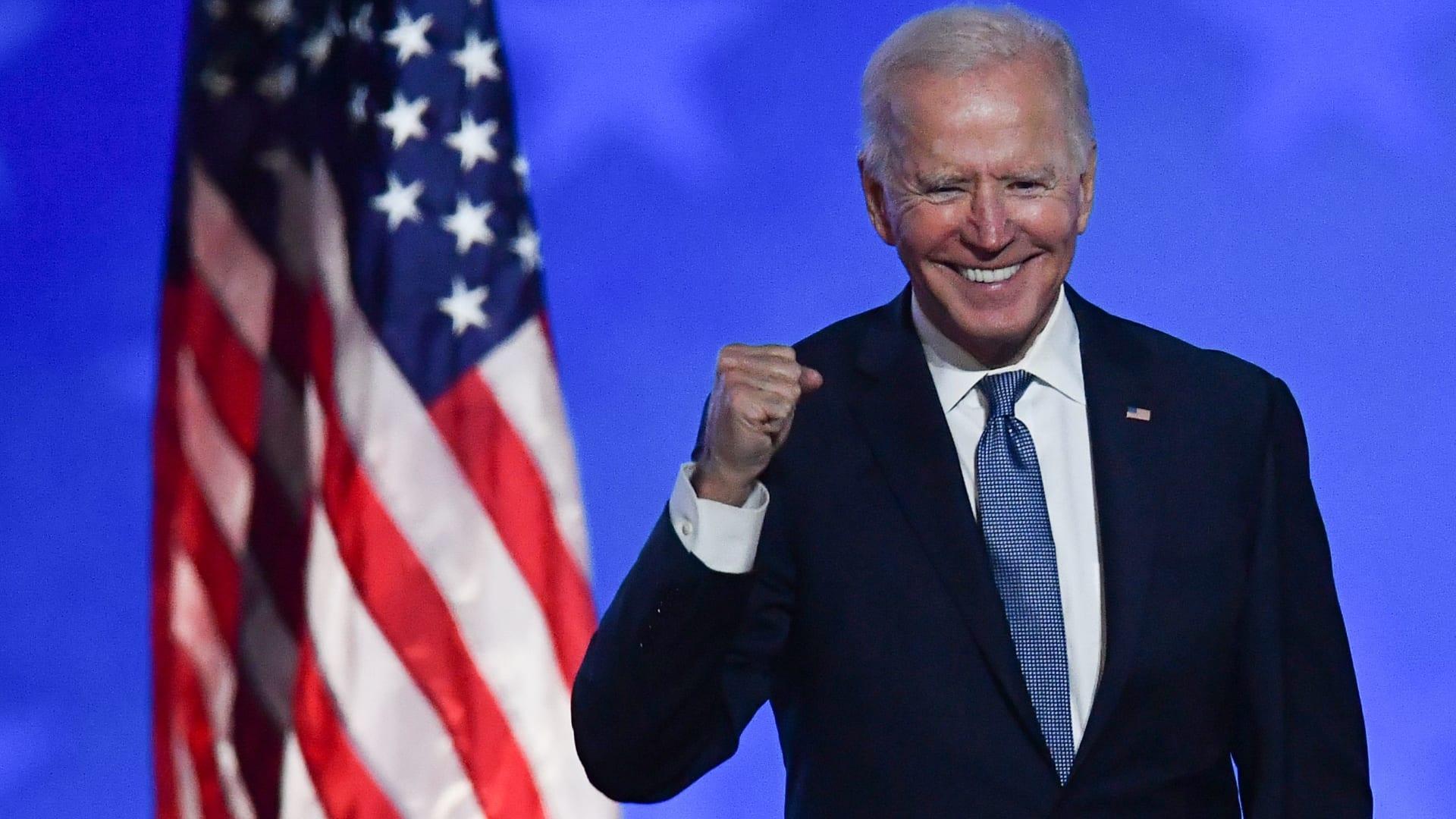 جو بايدن في البيت الأبيض.. من هو الرئيس الأمريكي الـ46؟