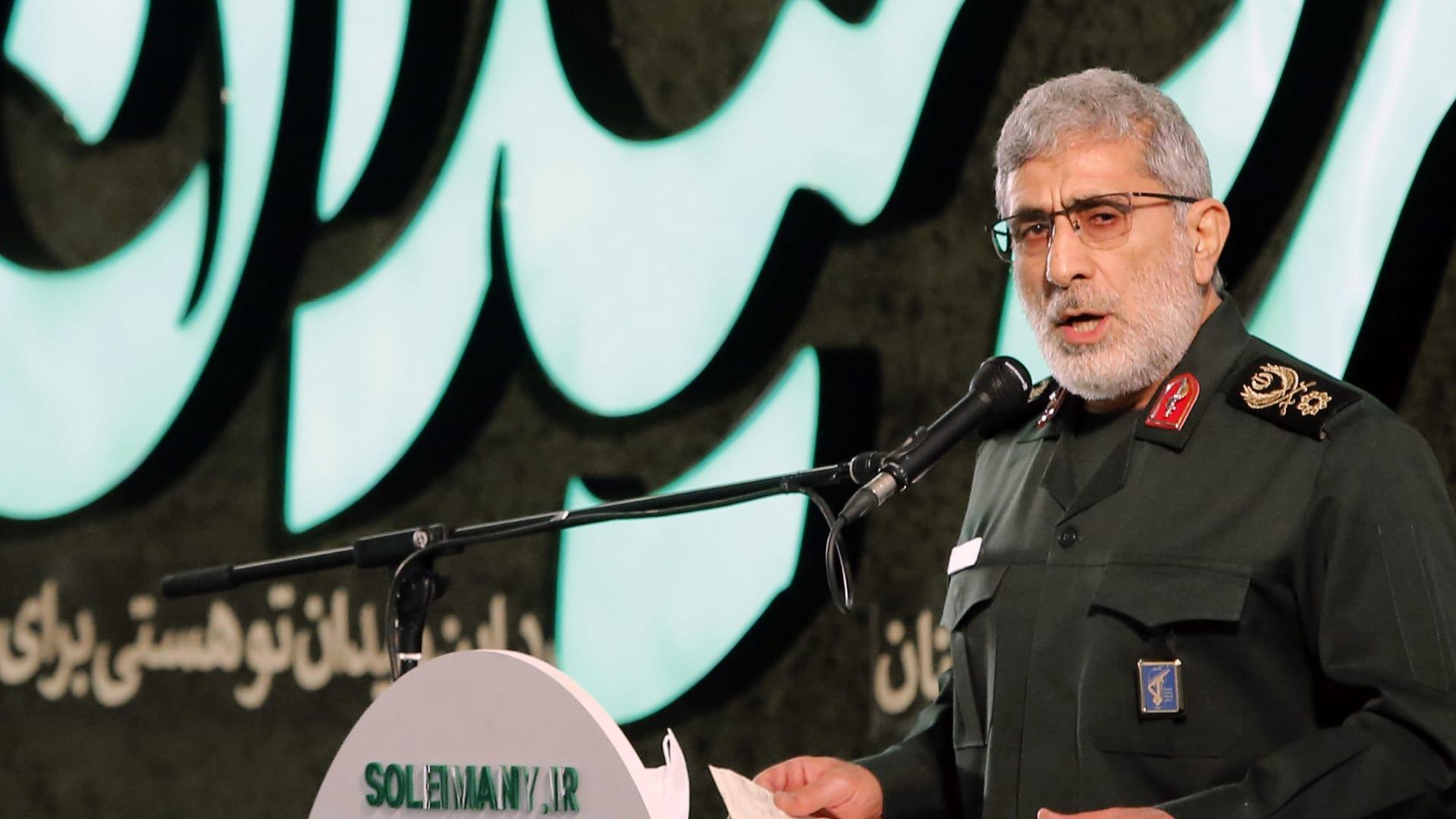 جنرال أمريكي بارز في الشرق الأوسط يوضح أثر مقتل قاسم سليماني على إيران