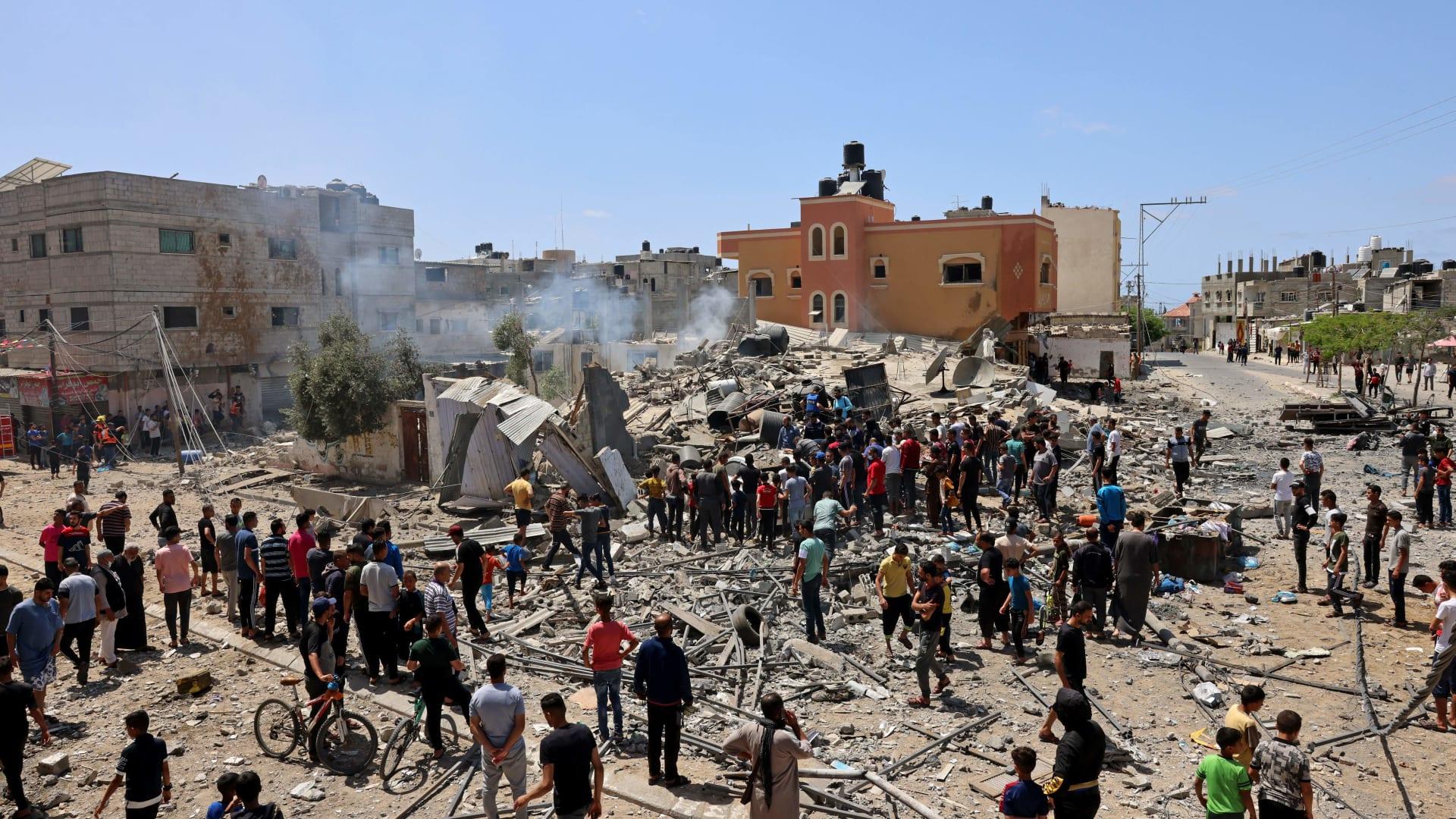 نتنياهو يتعهد بمواصلة العمليات في غزة رغم الضغوط الأمريكية لإنهاء العنف