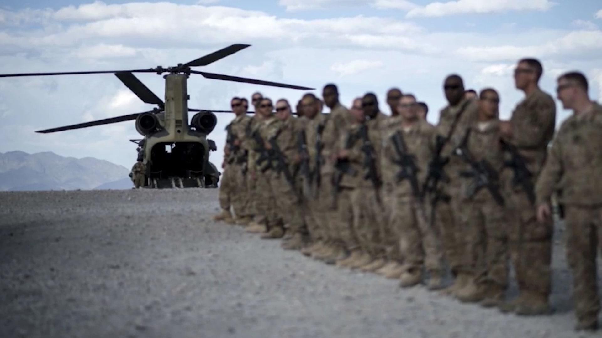 اكتمال أكثر من 90% من انسحاب القوات الأمريكية من أفغانستان.. فما الذي تبقى؟  - CNN Arabic
