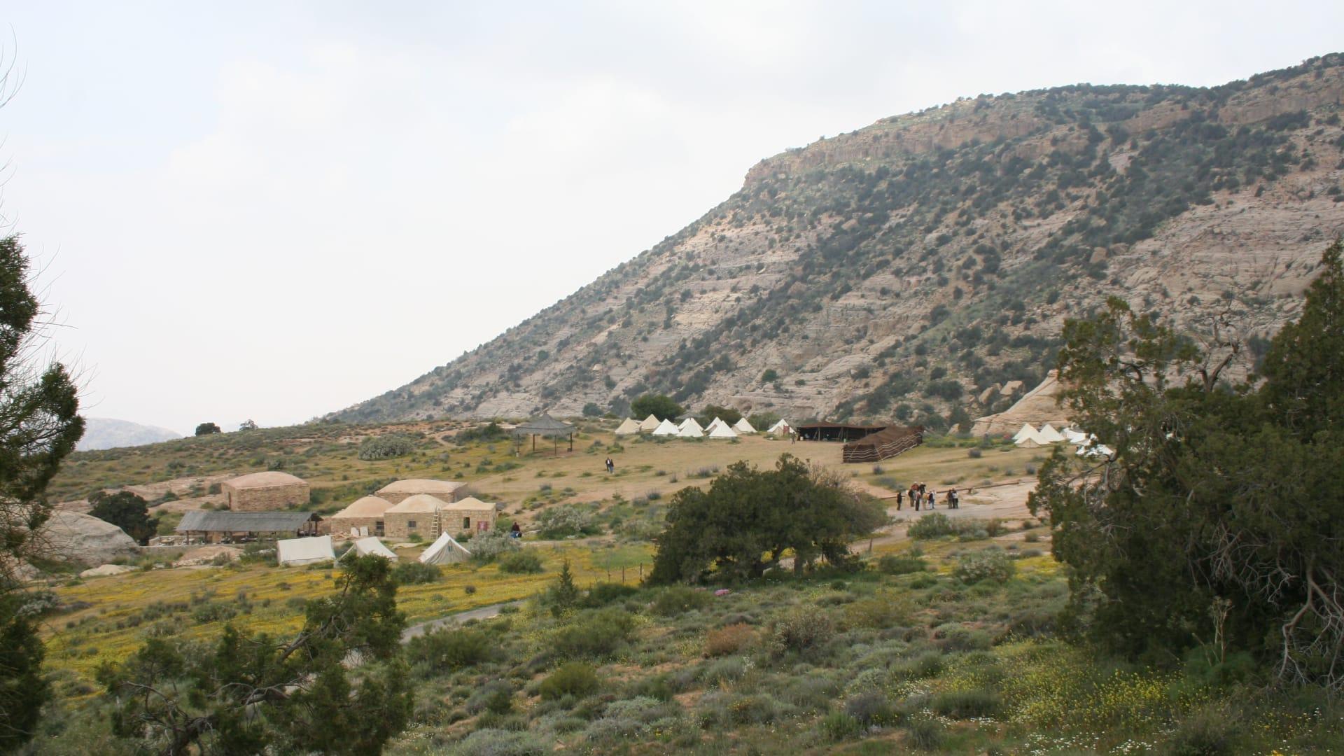 اكتشاف موقع أثري في الأردن