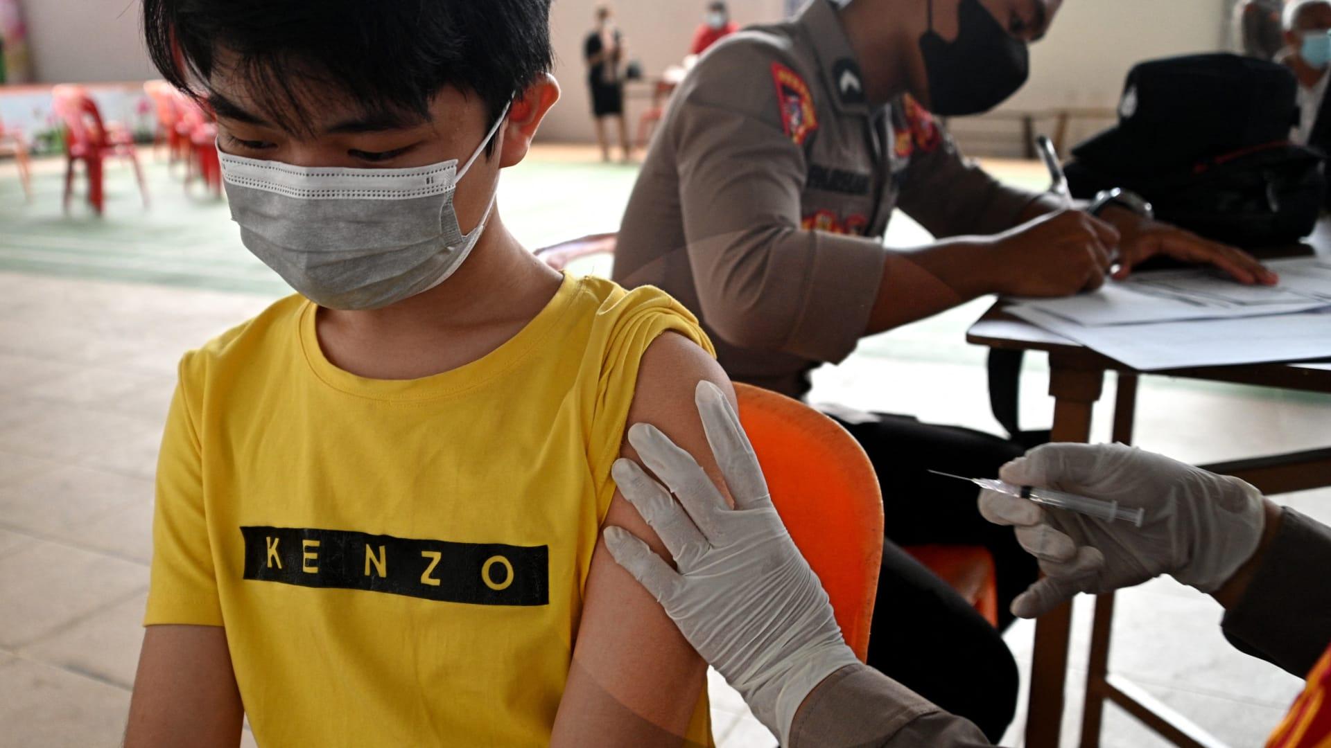 4 خطوات ضرورية قبل تطعيم الأطفال بلقاح فيروس كورونا.. ما هي؟