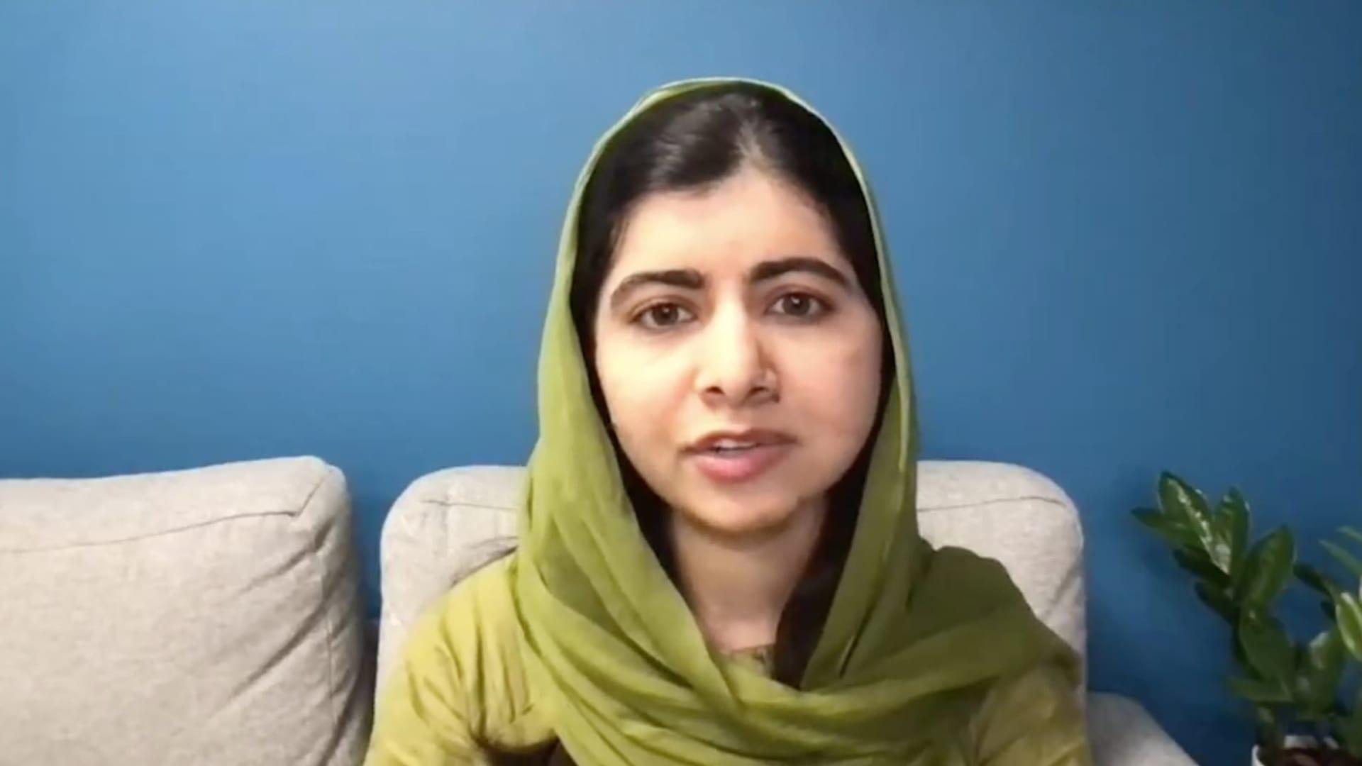ملالا يوسف زي: تعليم المرأة يشكل تهديدًا لأيديولوجية طالبان