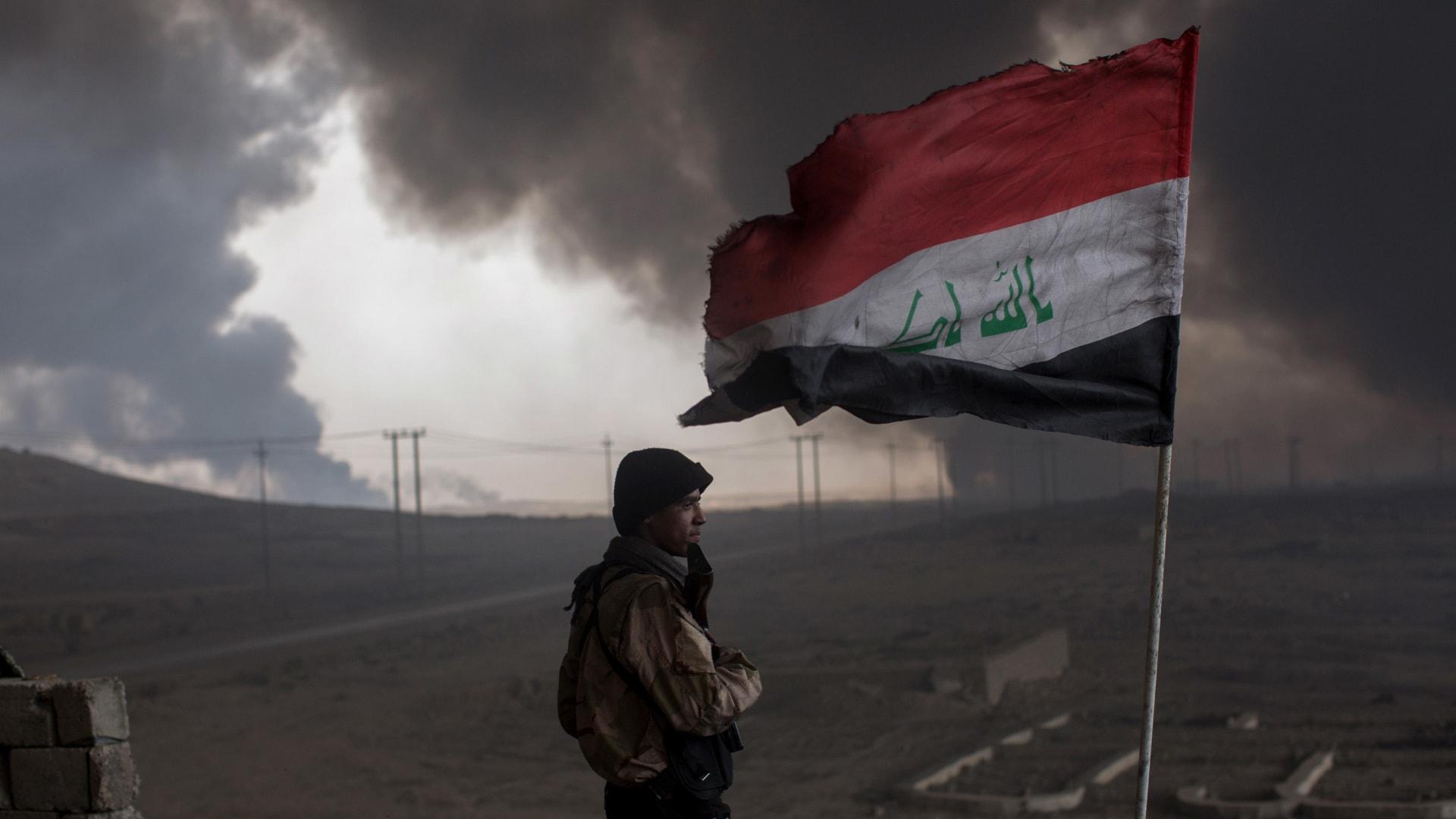 برهم صالح: العراق وقع في دائرة صراع.. والمال السياسي ينتج نفس الخيارات