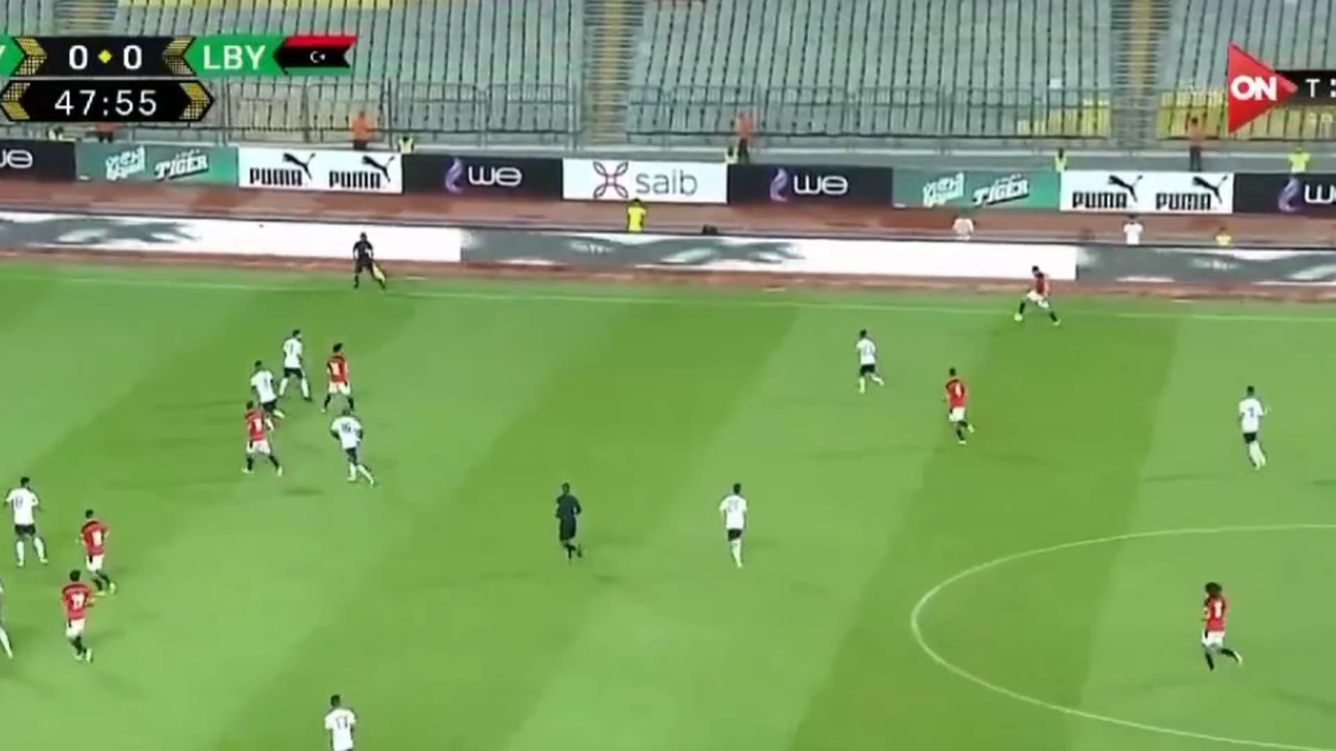 مصر تفوز على ليبيا بهدف عمر مرموش في تصفيات إفريقيا المؤهلة لكأس العالم thumbnail