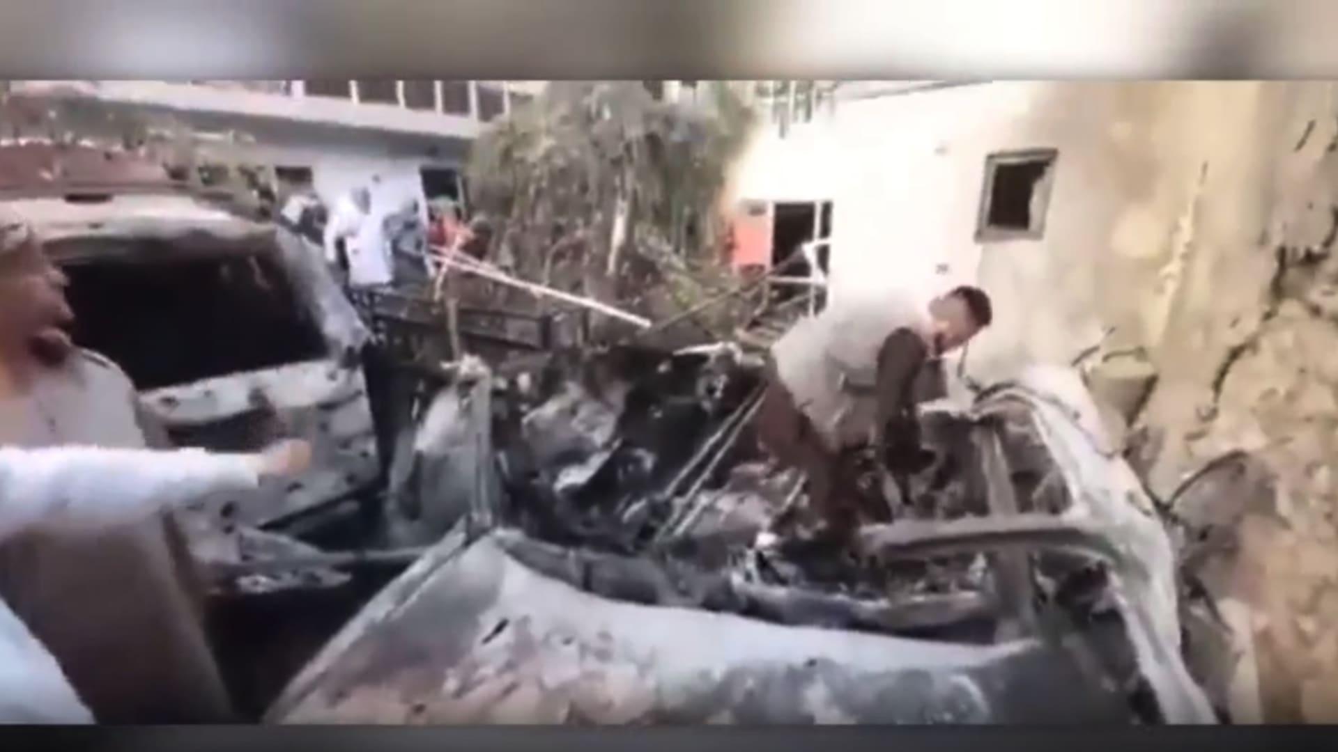 تعويضات لأقارب ضحايا أفغان قتلوا في غارة أمريكية بالخطأ thumbnail