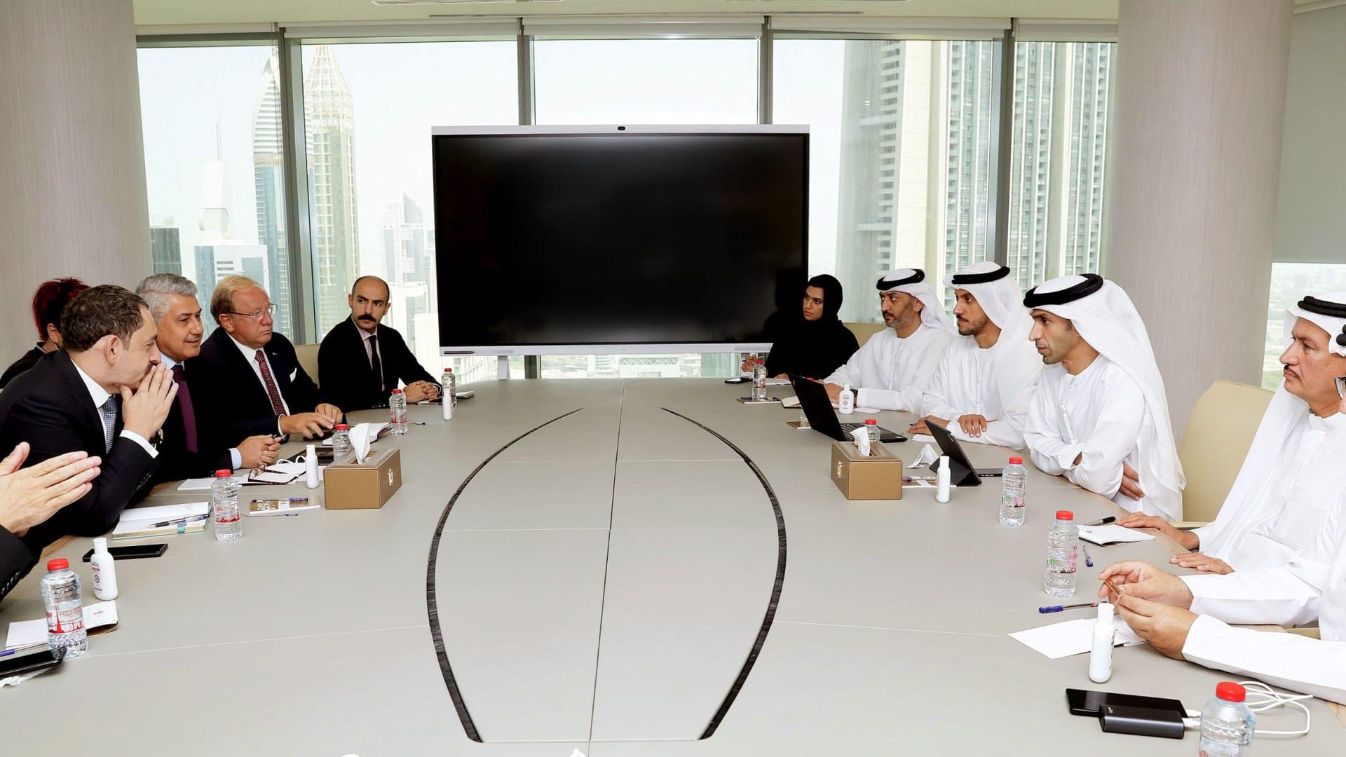 اجتماع اقتصادي بين الإمارات وتركيا على هامش معرض إكسبو thumbnail
